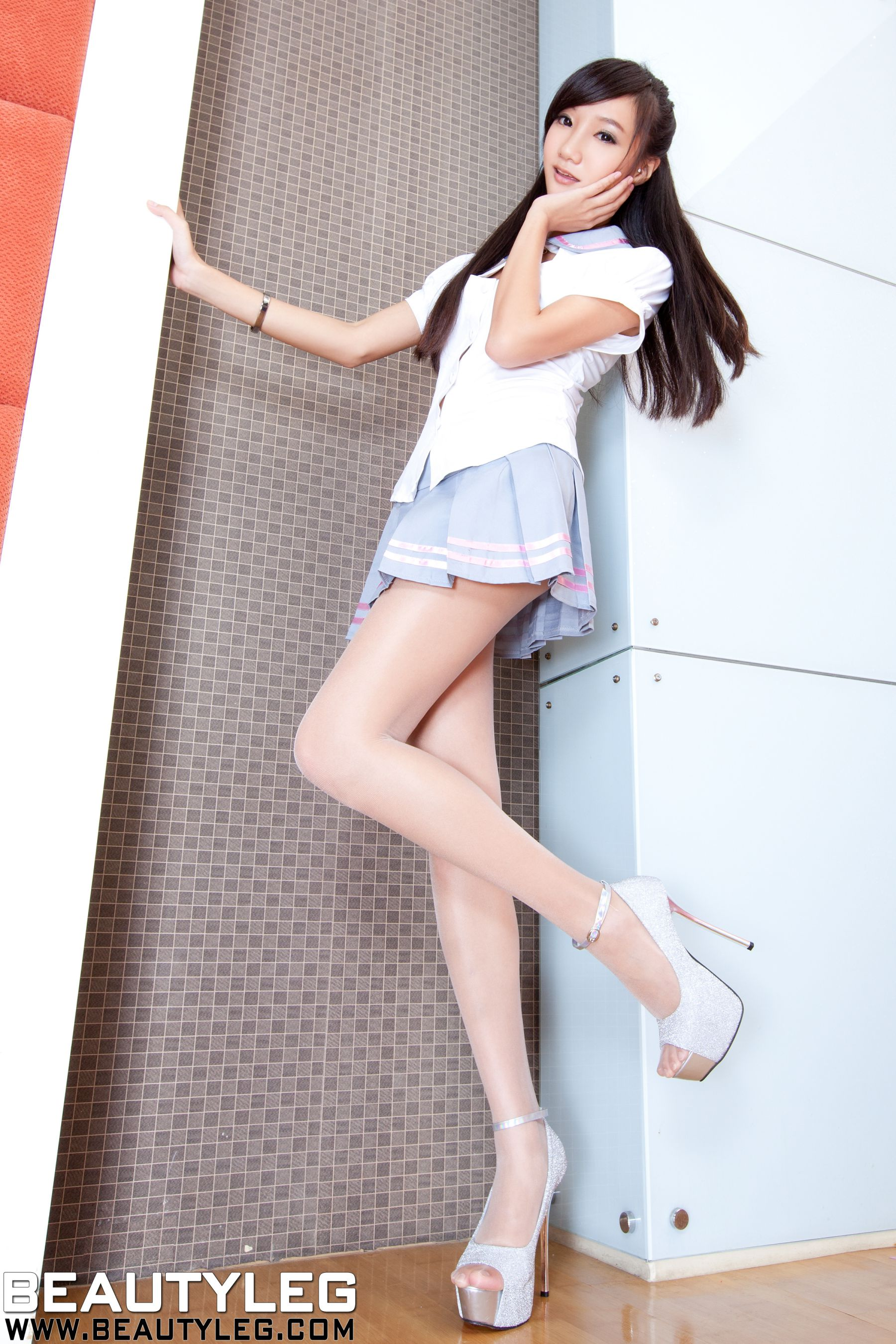 VOL.116 [Beautyleg]高跟美腿:陈思婷(腿模Tina,李霜)高品质写真套图(54P)