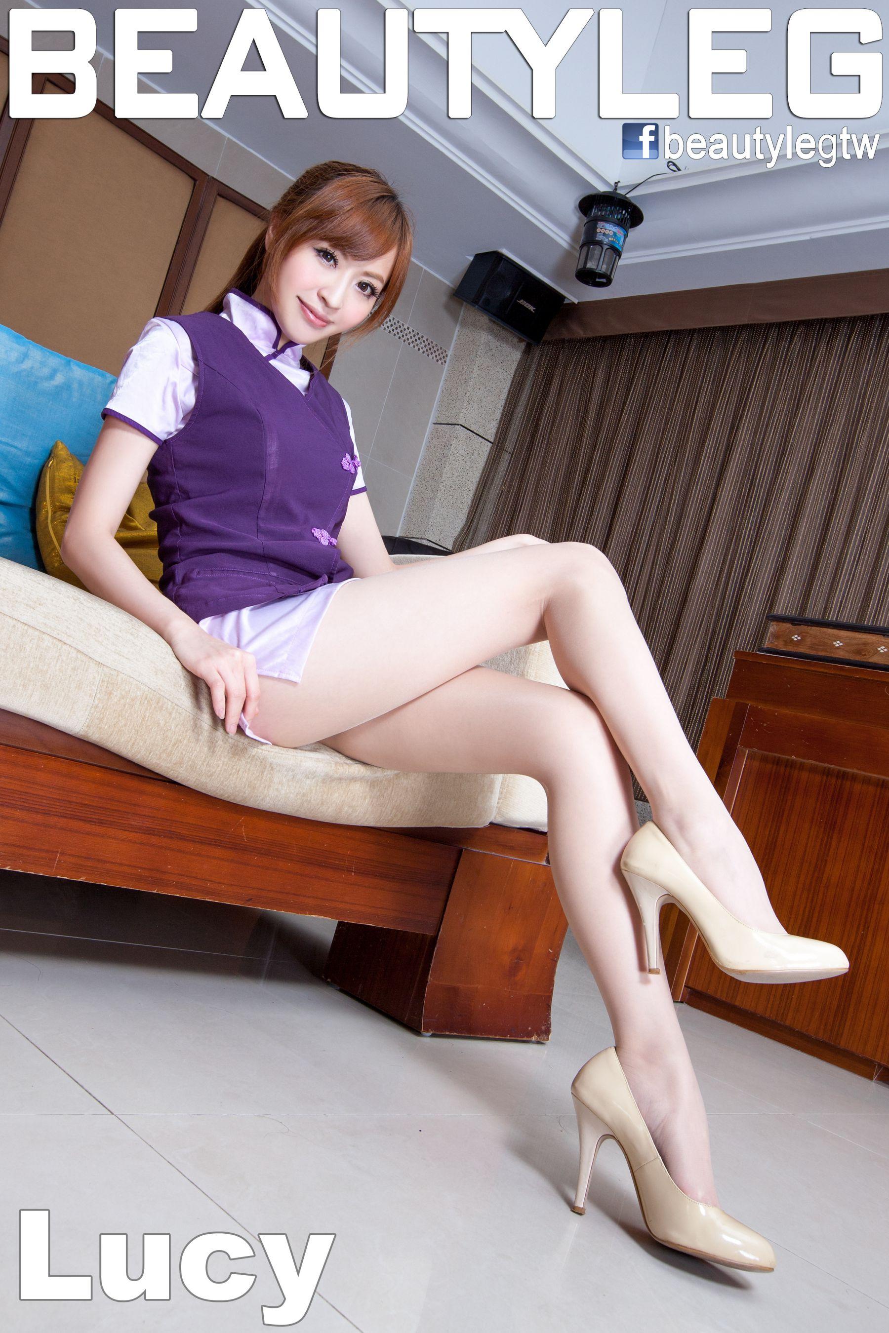 VOL.1724 [Beautyleg]高跟美腿:倪千凌(腿模Lucy,陈佳筠)高品质写真套图(47P)