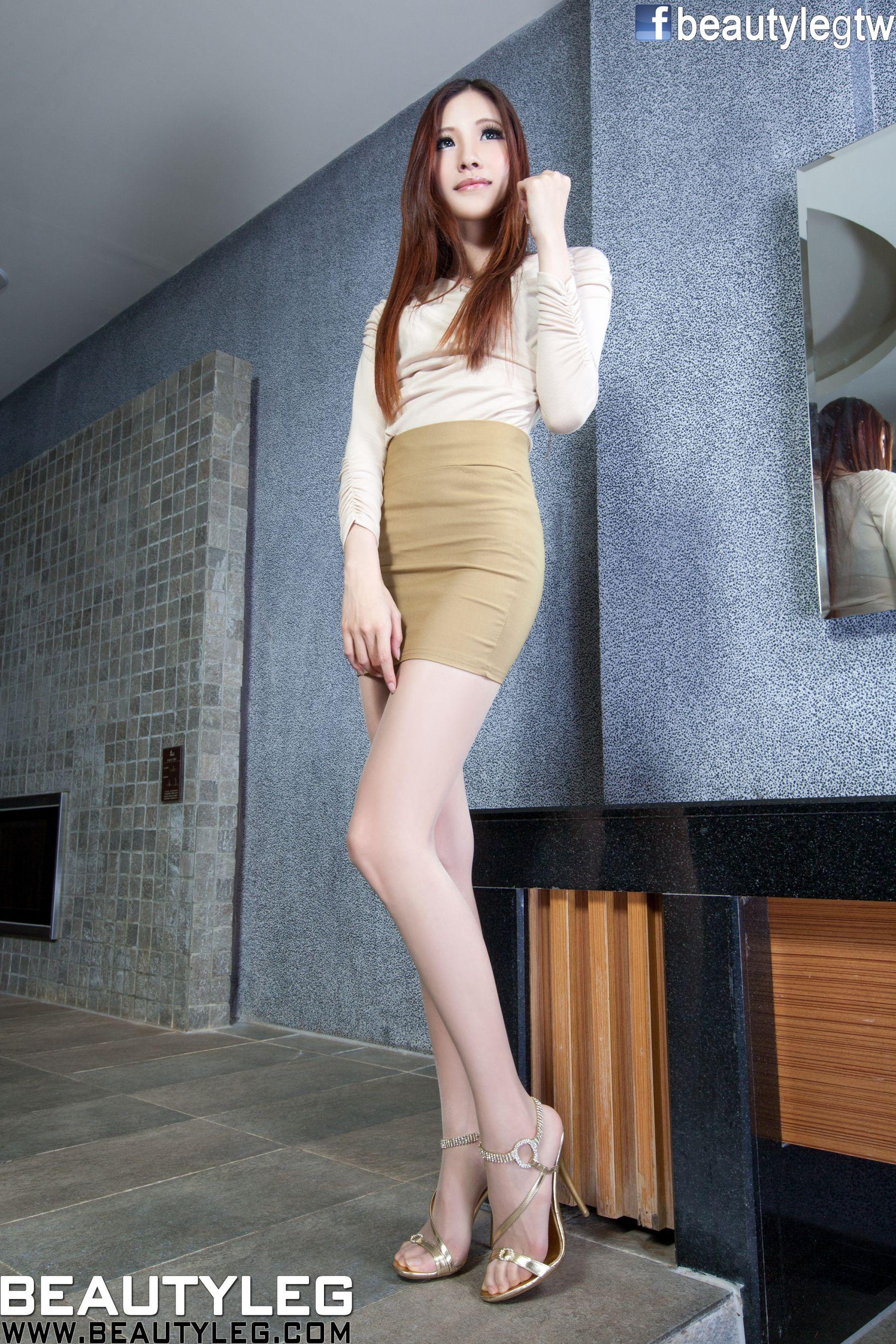 VOL.1844 [Beautyleg]美腿:陈玉雪(腿模Abby)高品质写真套图(64P)