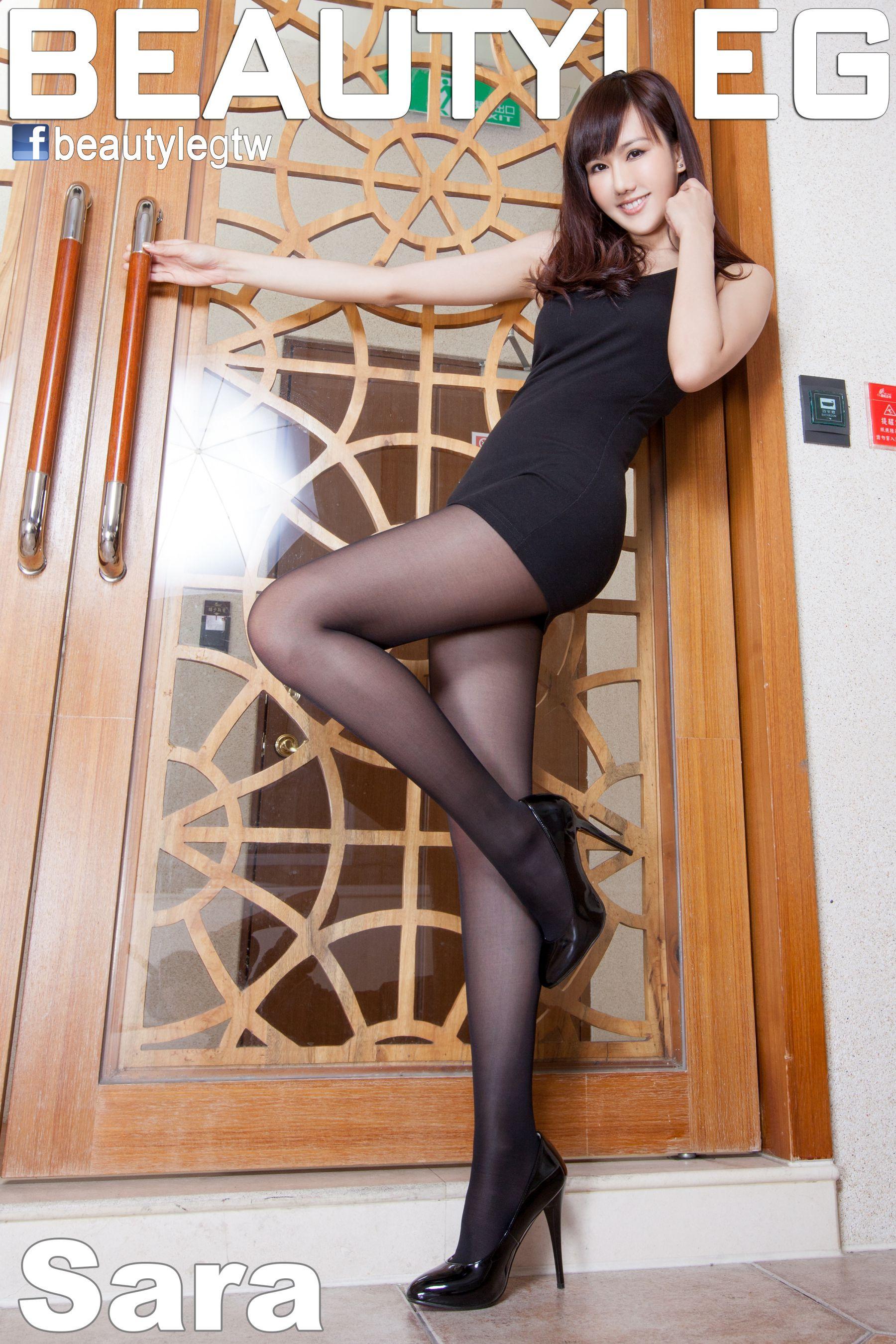 VOL.699 [Beautyleg]美腿:林瑞瑜(Beautyleg Sara,腿模Sara)高品质写真套图(53P)