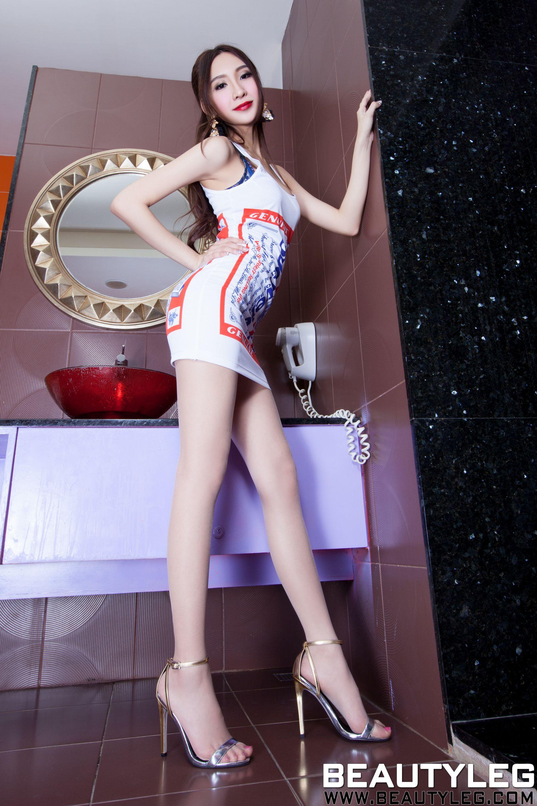 VOL.1913 [Beautyleg]高跟美腿:吴美希(腿模Miki)高品质写真套图(63P)