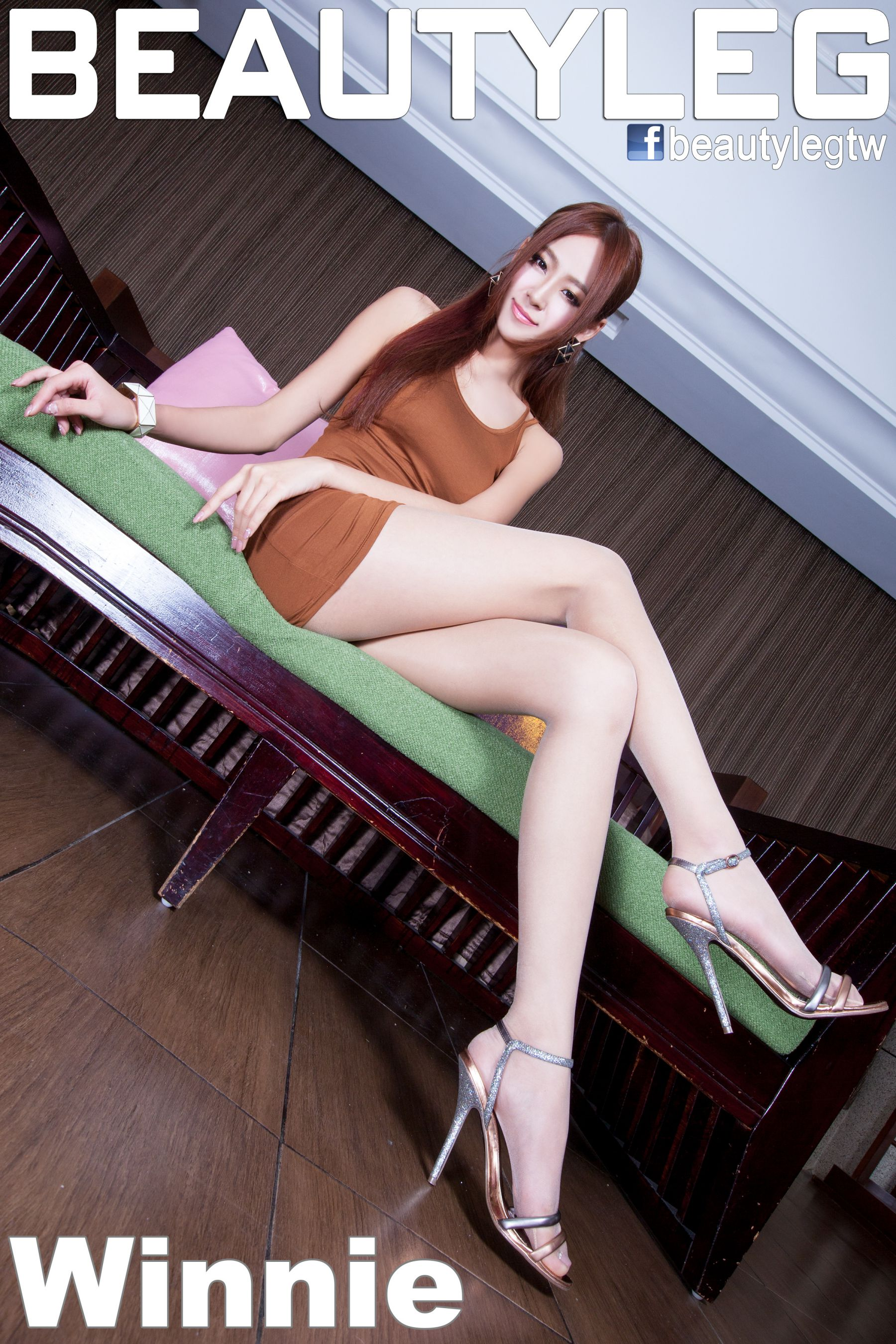 VOL.320 [Beautyleg]美腿:Winnie小雪(庄咏惠,庄温妮,腿模Winnie)高品质写真套图(41P)