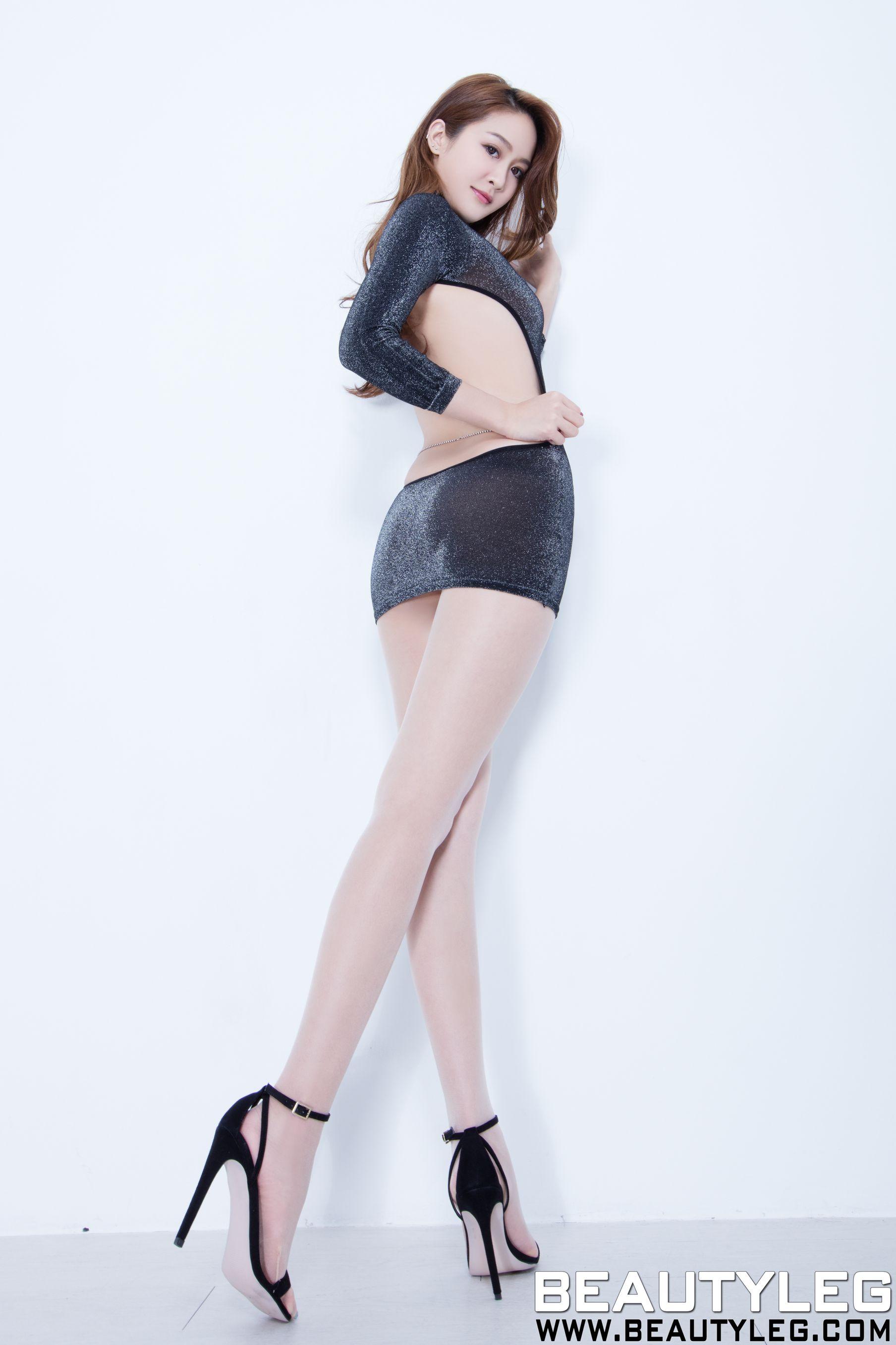 VOL.1083 [Beautyleg]高跟美腿:康凯乐(腿模Kaylar)高品质写真套图(51P)