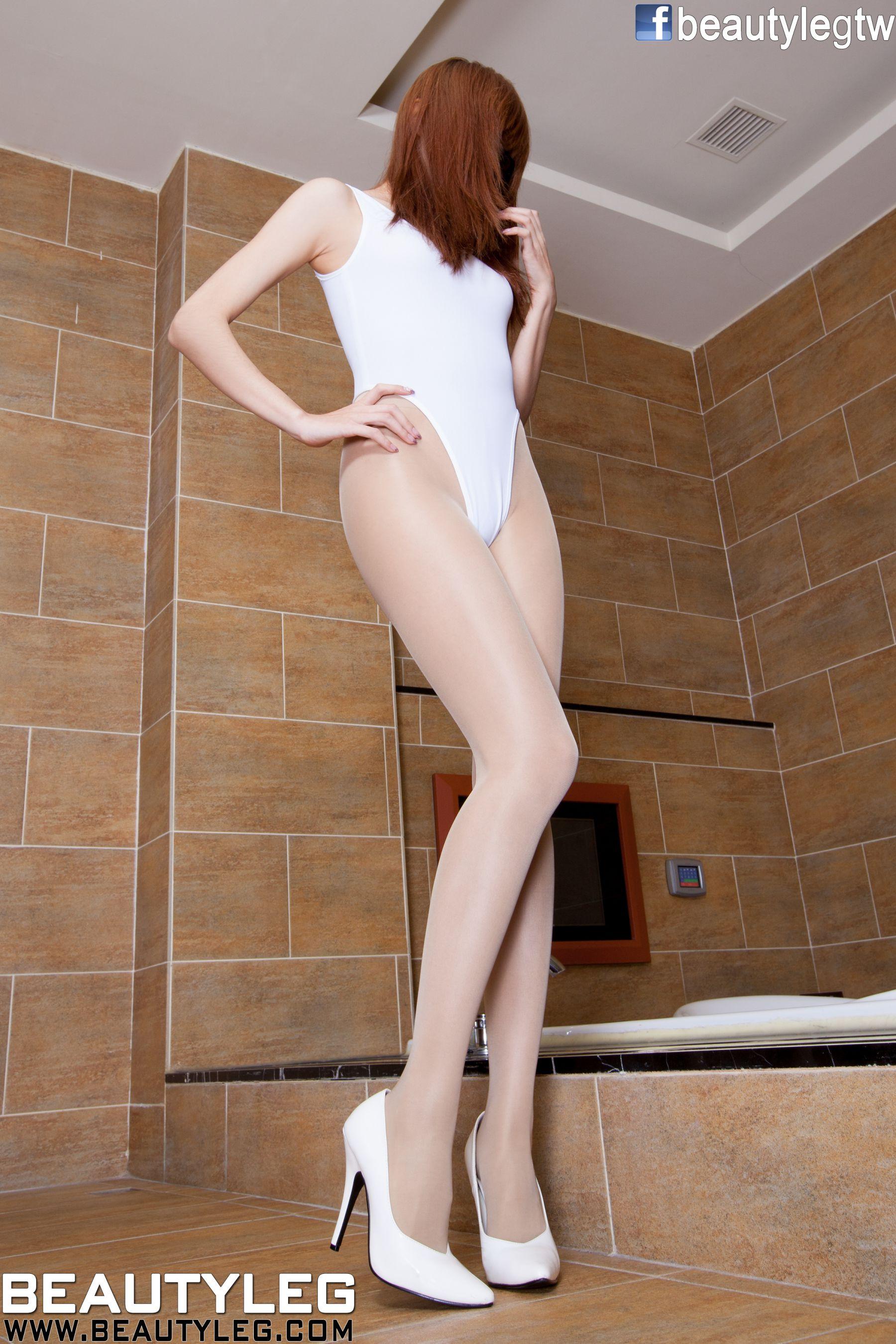 VOL.352 [Beautyleg]美腿高叉泳装:腿模Minna高品质写真套图(60P)