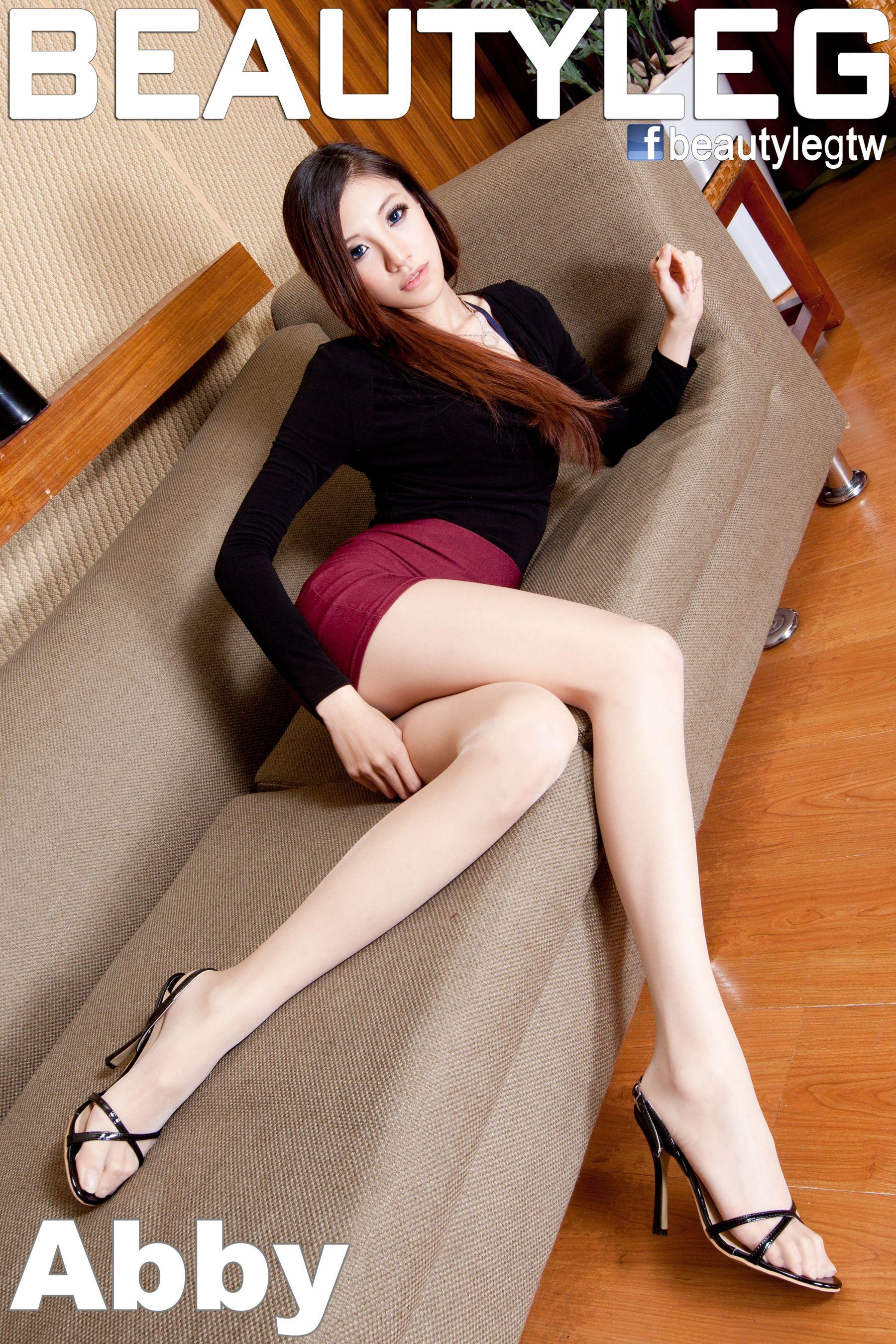 VOL.1118 [Beautyleg]美腿:陈玉雪(腿模Abby)高品质写真套图(66P)