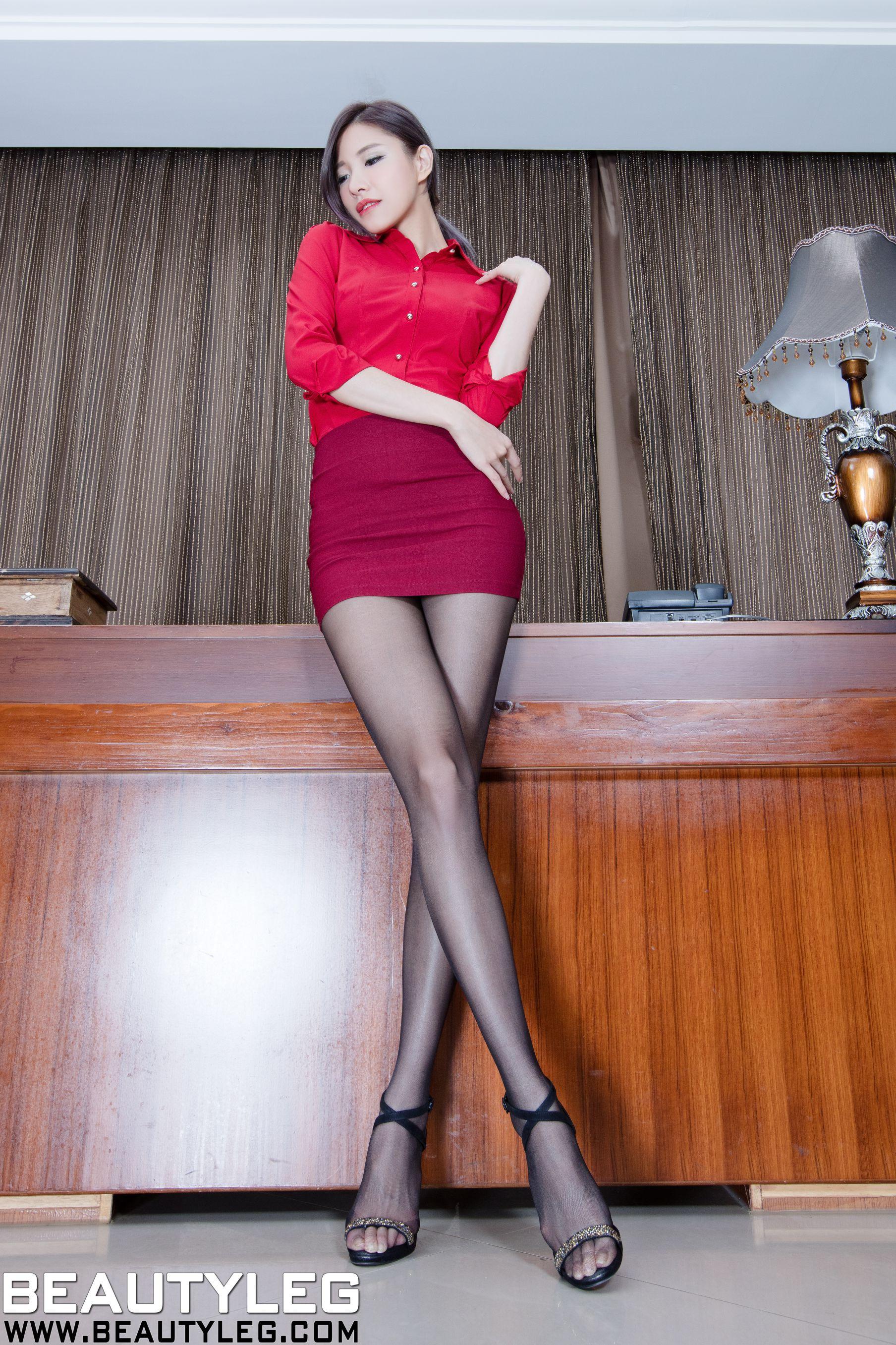 VOL.875 [Beautyleg]美腿:陈玉雪(腿模Abby)高品质写真套图(50P)