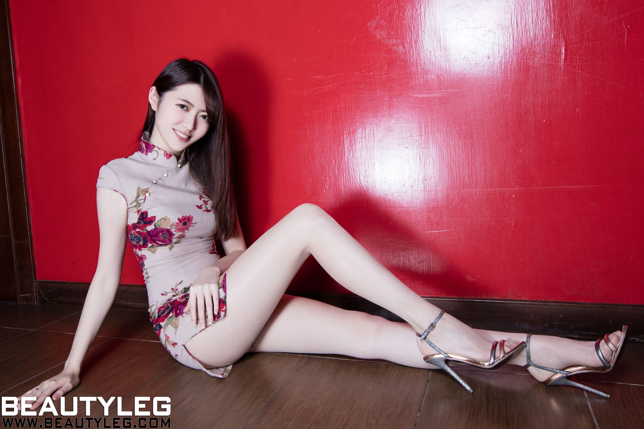 VOL.986 [Beautyleg]美腿白丝:黄品瑄(腿模Brindy)高品质写真套图(54P)