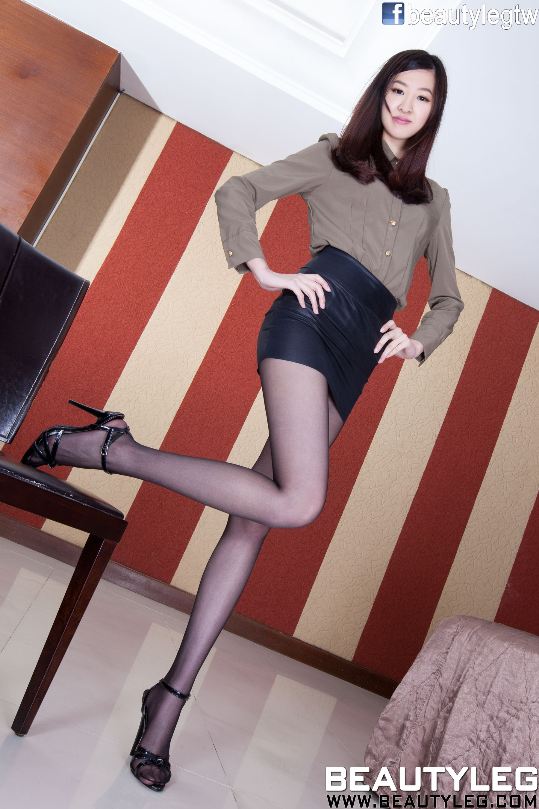 VOL.1610 [Beautyleg]美腿:腿模Lilian高品质写真套图(72P)