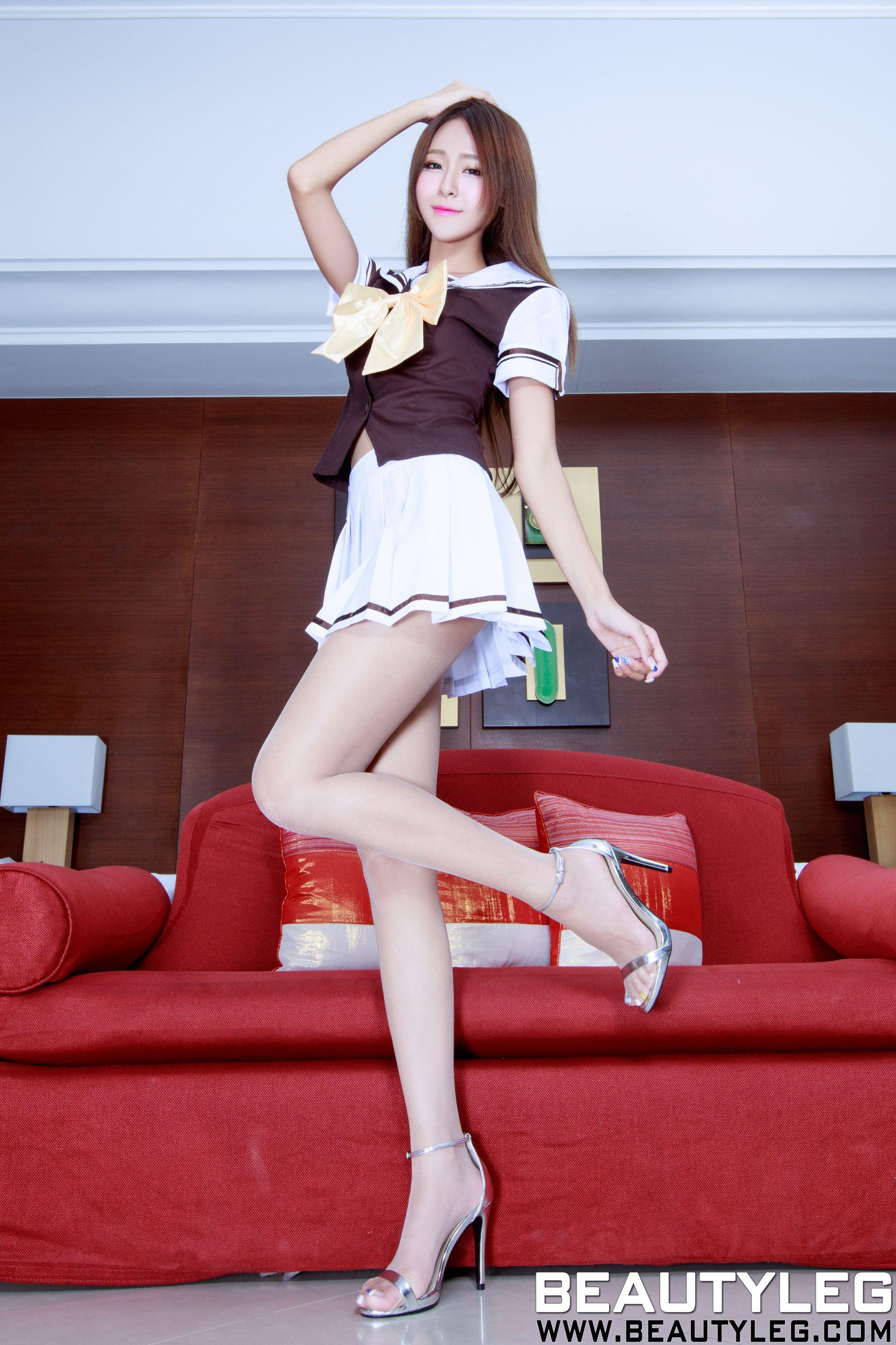 VOL.959 [Beautyleg]美腿:Winnie小雪(庄咏惠,庄温妮,腿模Winnie)高品质写真套图(49P)