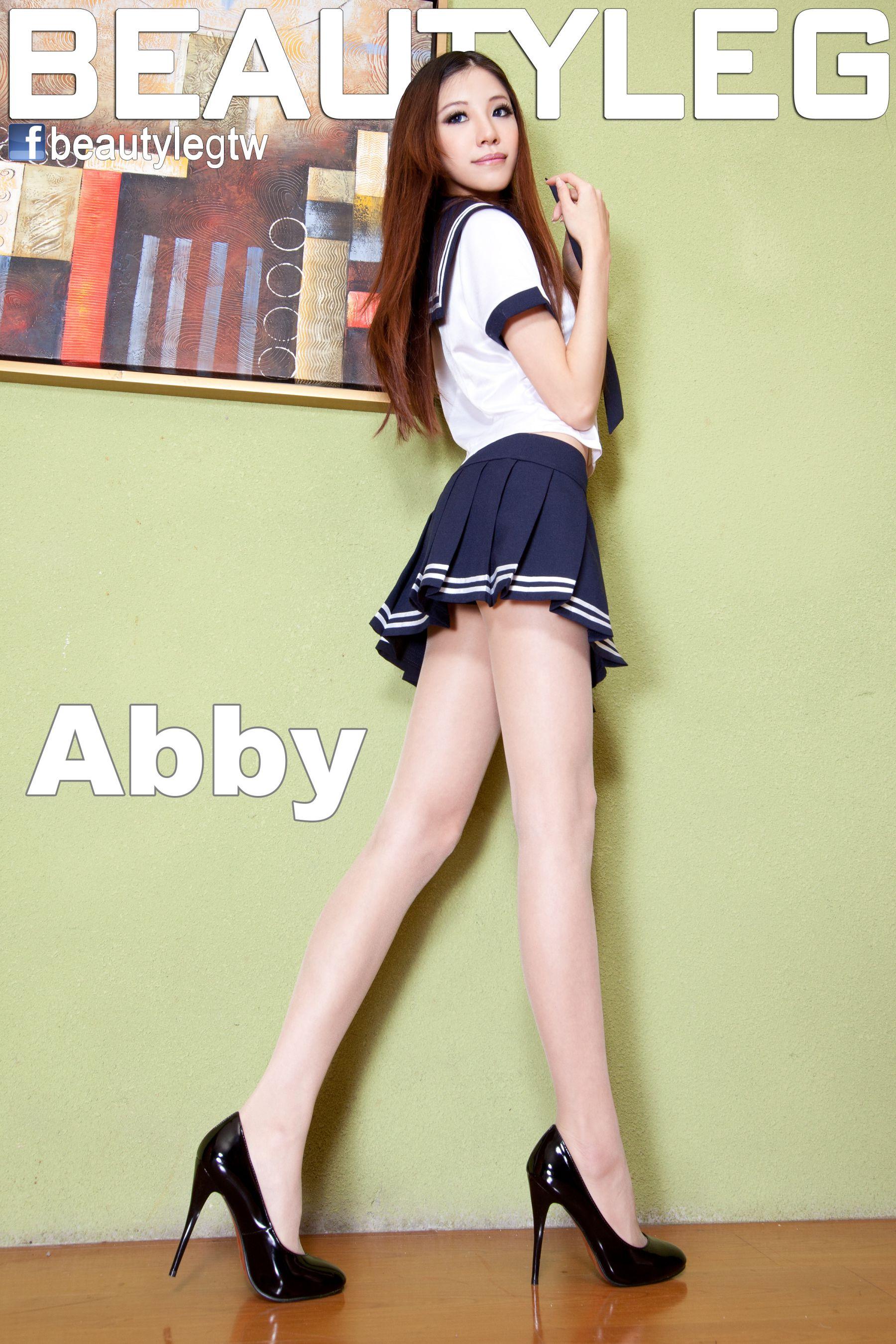 VOL.1444 [Beautyleg]校服长腿美女:陈玉雪(腿模Abby)高品质写真套图(59P)