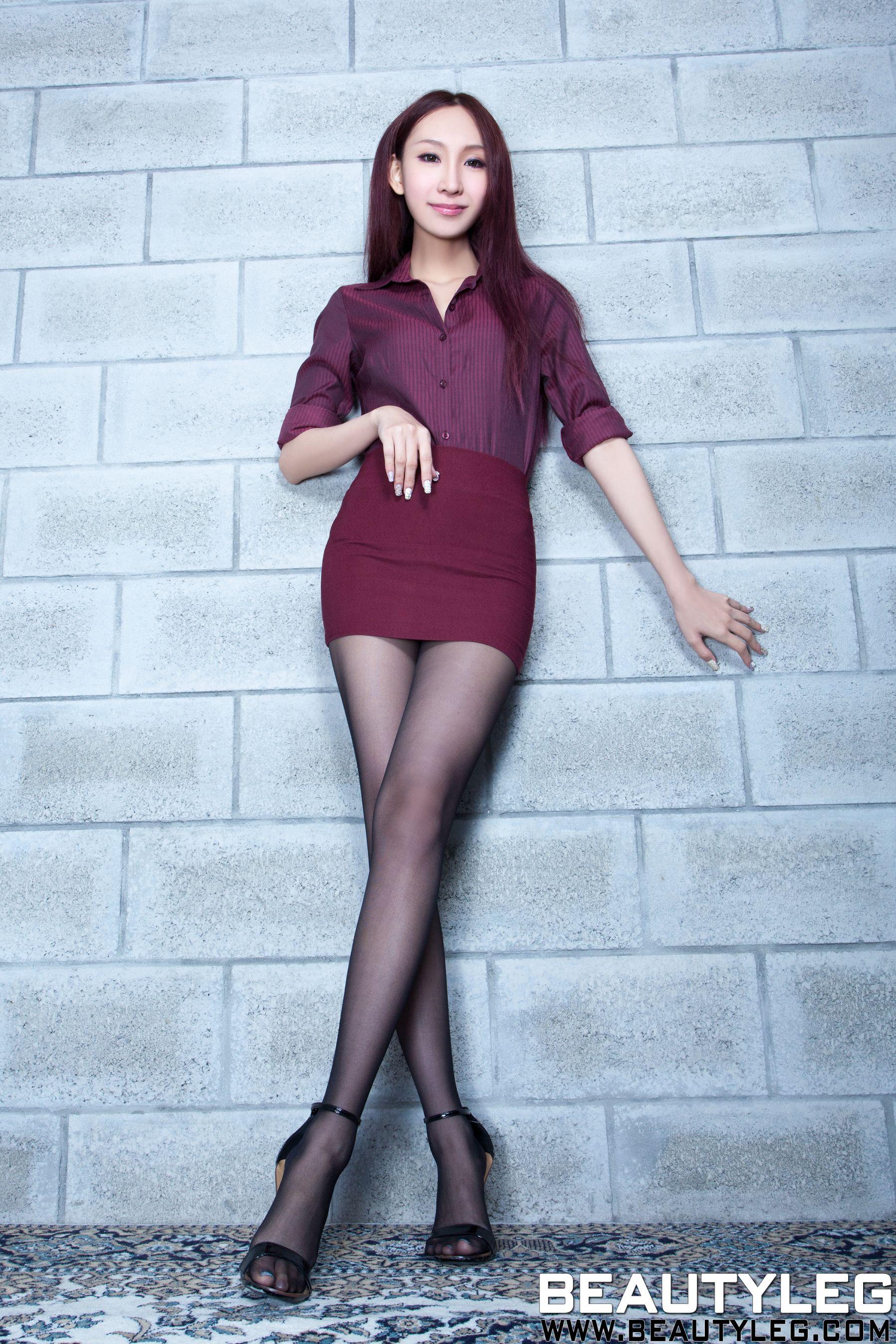VOL.700 [Beautyleg]情趣丝袜高跟美腿:吴美希(腿模Miki)高品质写真套图(73P)