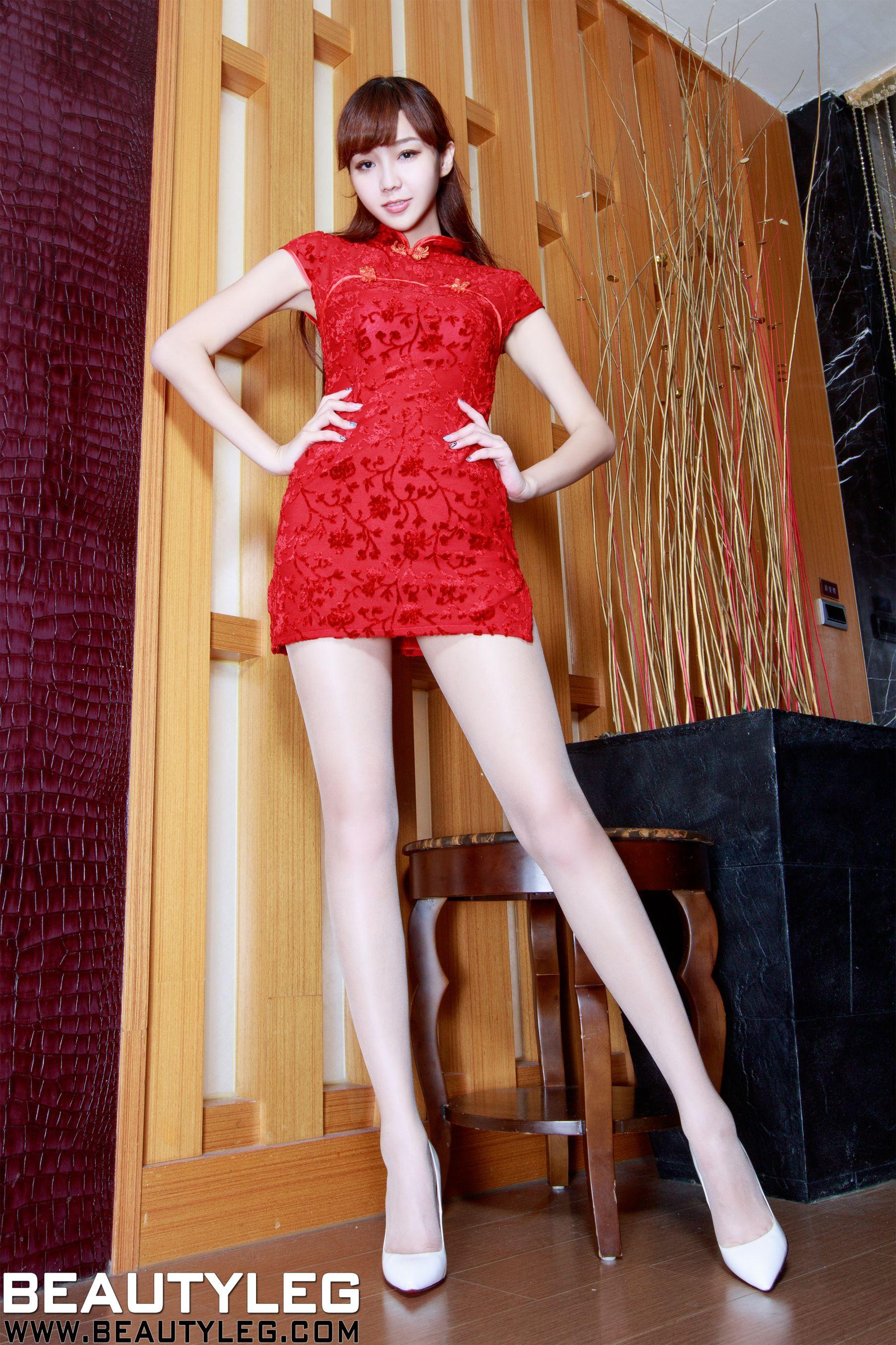 VOL.1179 [Beautyleg]美腿:陈蕴予(腿模Tammy,小予儿)高品质写真套图(63P)