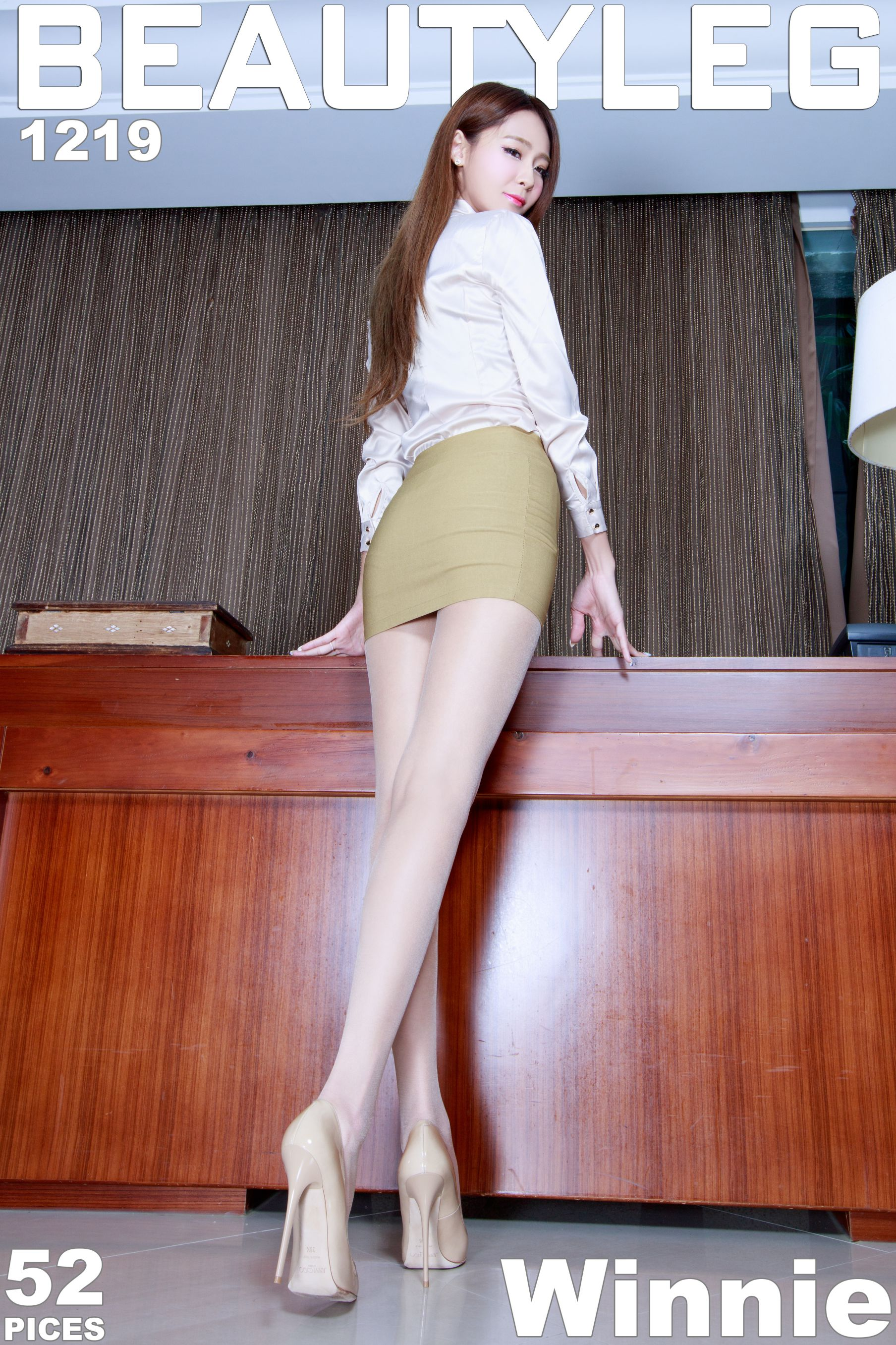 VOL.113 [Beautyleg]高跟美腿:Winnie小雪(庄咏惠,庄温妮,腿模Winnie)高品质写真套图(47P)