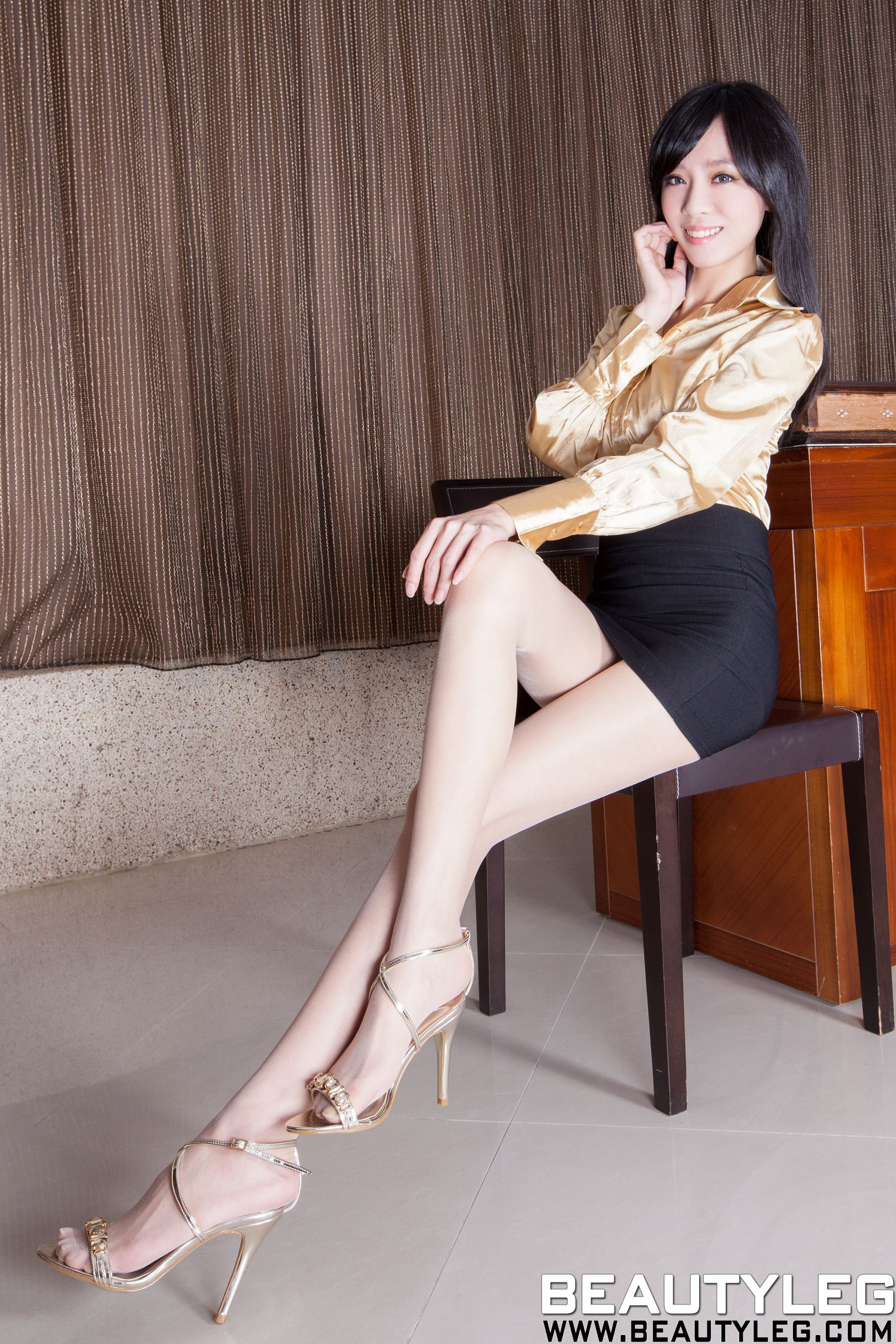 VOL.1200 [Beautyleg]高跟美腿:林千如(腿模Anita)高品质写真套图(68P)