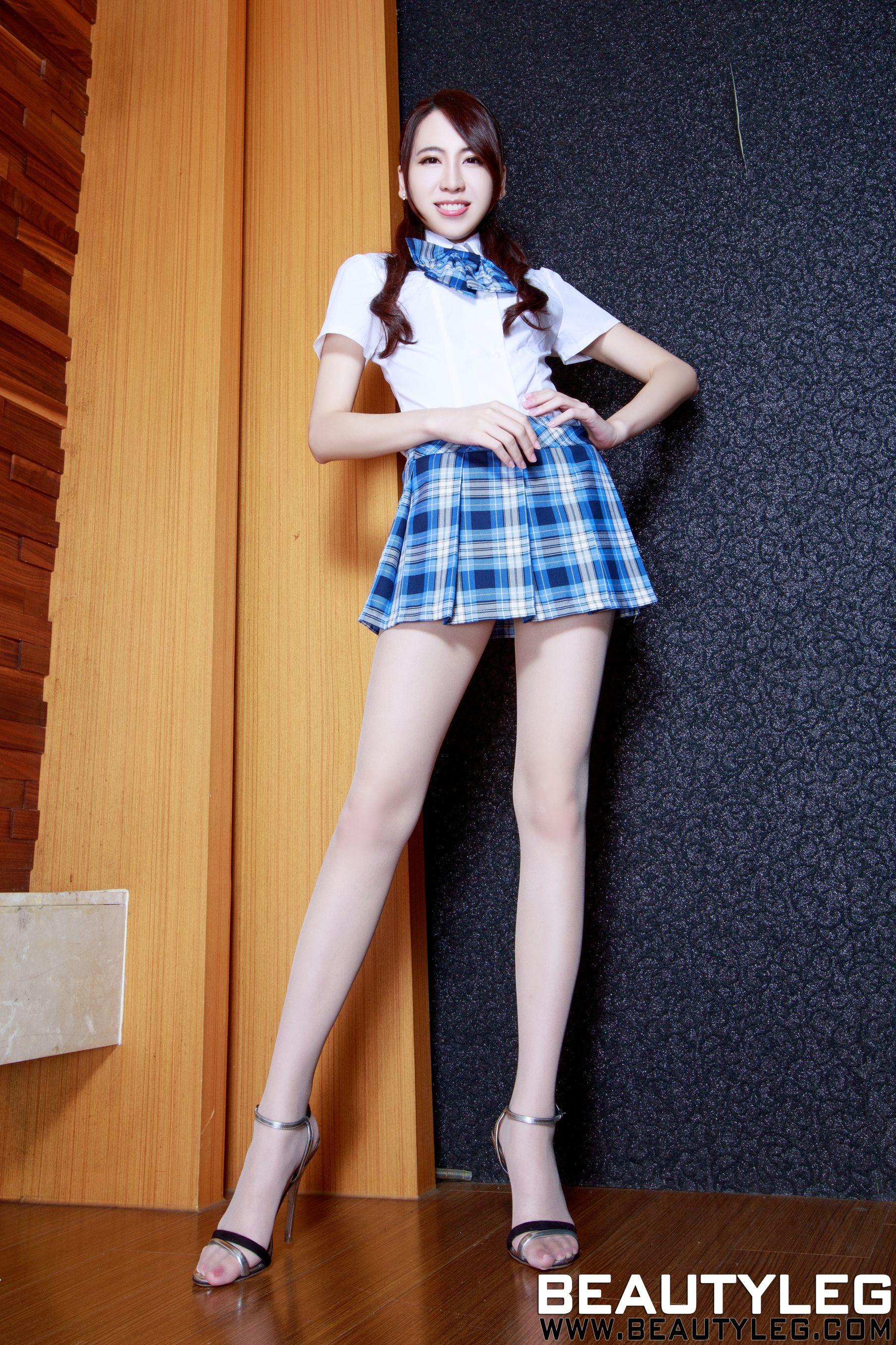 VOL.1222 [Beautyleg]高跟美腿:廖羽涵(腿模Alice)高品质写真套图(49P)