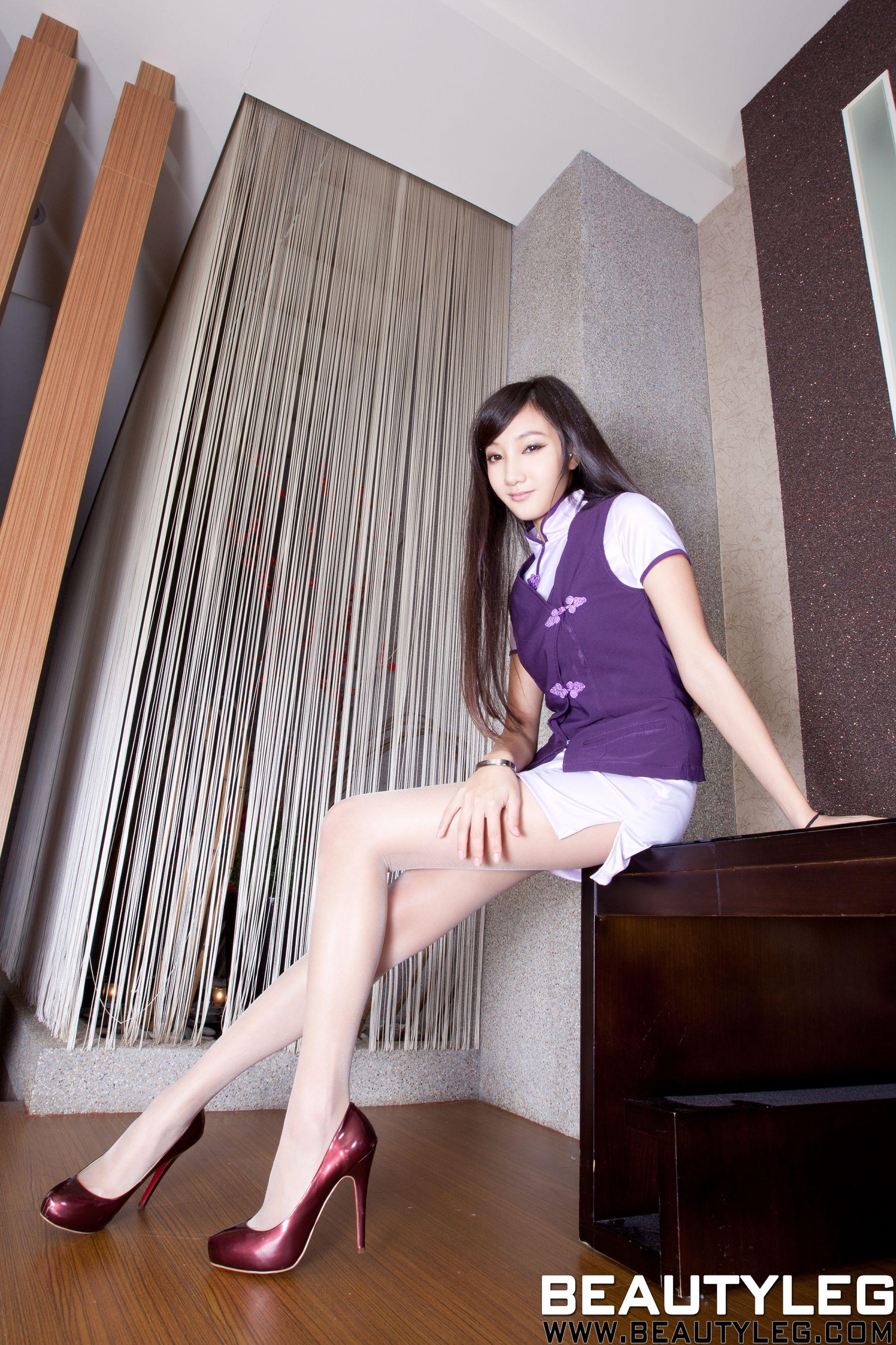 VOL.484 [Beautyleg]美腿:陈思婷(腿模Tina,李霜)高品质写真套图(41P)