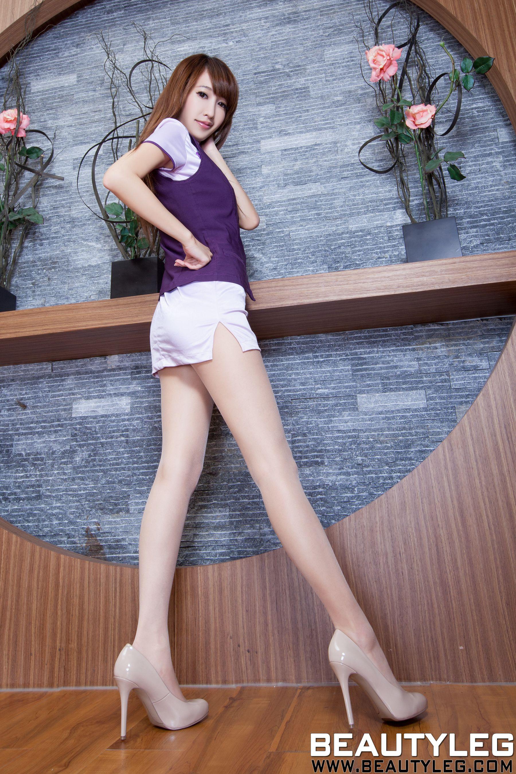 VOL.361 [Beautyleg]美腿:钟小八(腿模Tiara,钟明洁)高品质写真套图(50P)