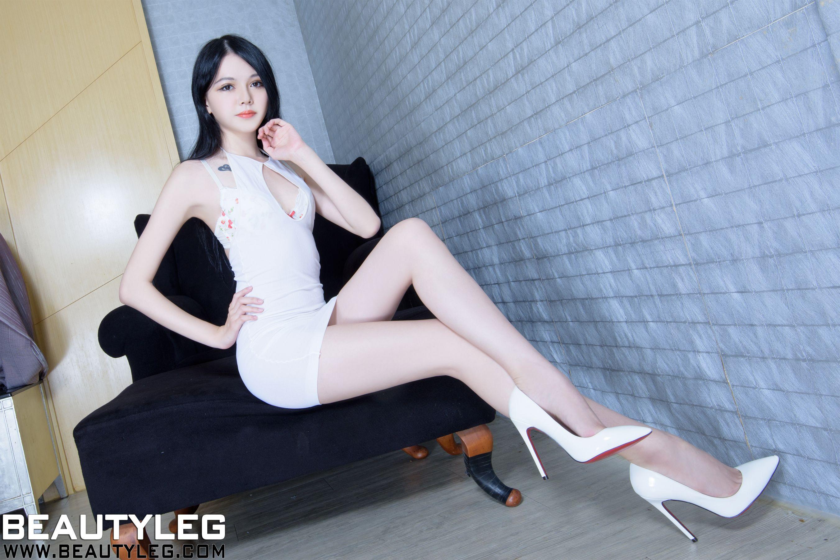 VOL.1116 [Beautyleg]美腿:腿模Sammi高品质写真套图(52P)