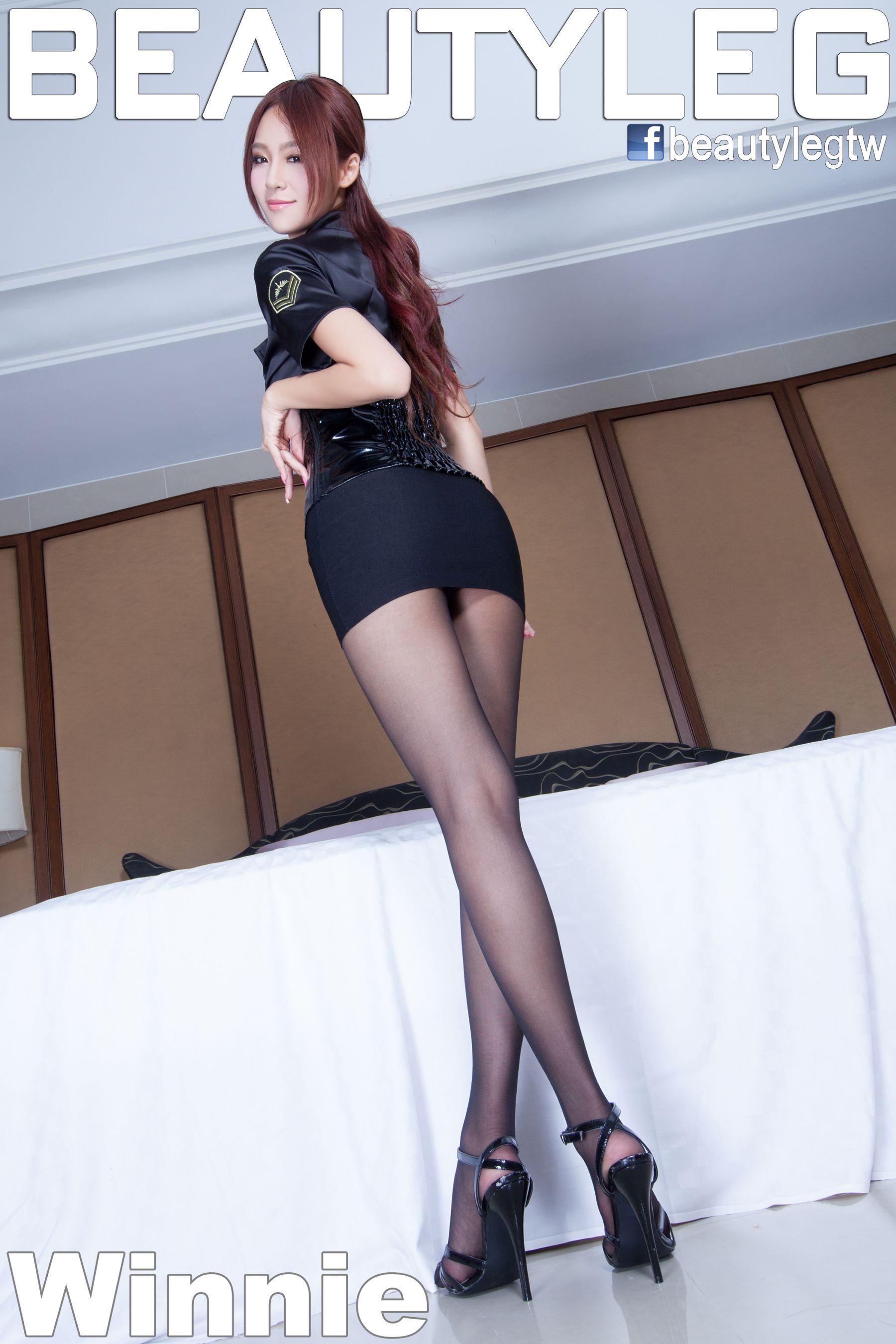 VOL.962 [Beautyleg]超短裙美腿高跟:Winnie小雪(庄咏惠,庄温妮,腿模Winnie)高品质写真套图(74P)