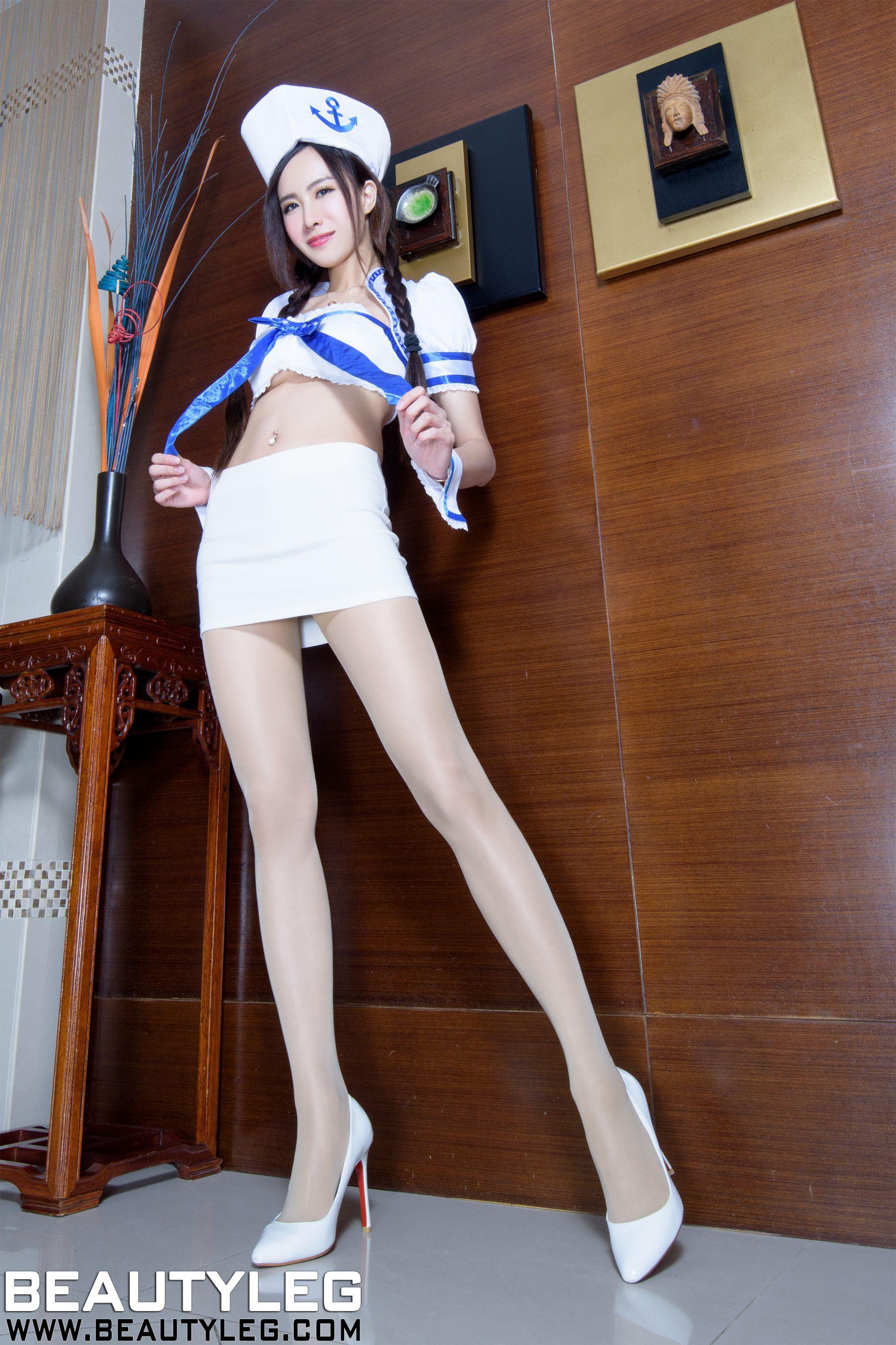 VOL.241 [Beautyleg]制服美腿:曾妍希(腿模Dora)高品质写真套图(45P)