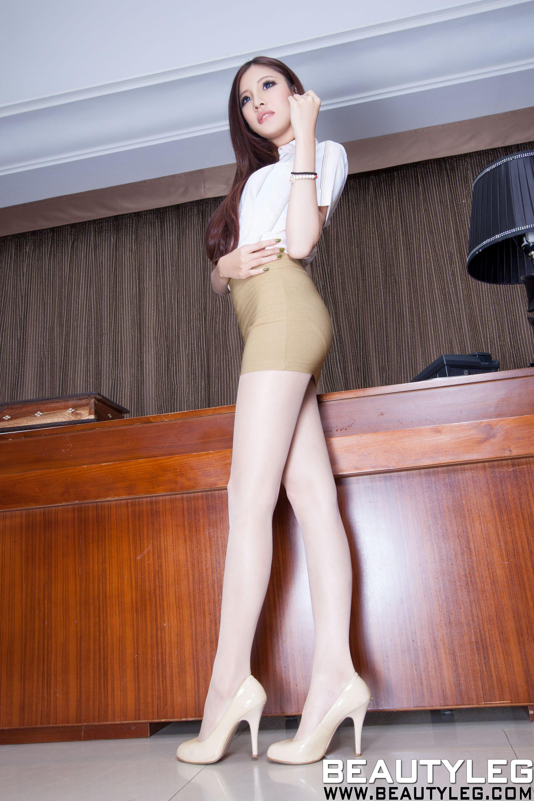 VOL.1881 [Beautyleg]美腿:陈玉雪(腿模Abby)高品质写真套图(68P)