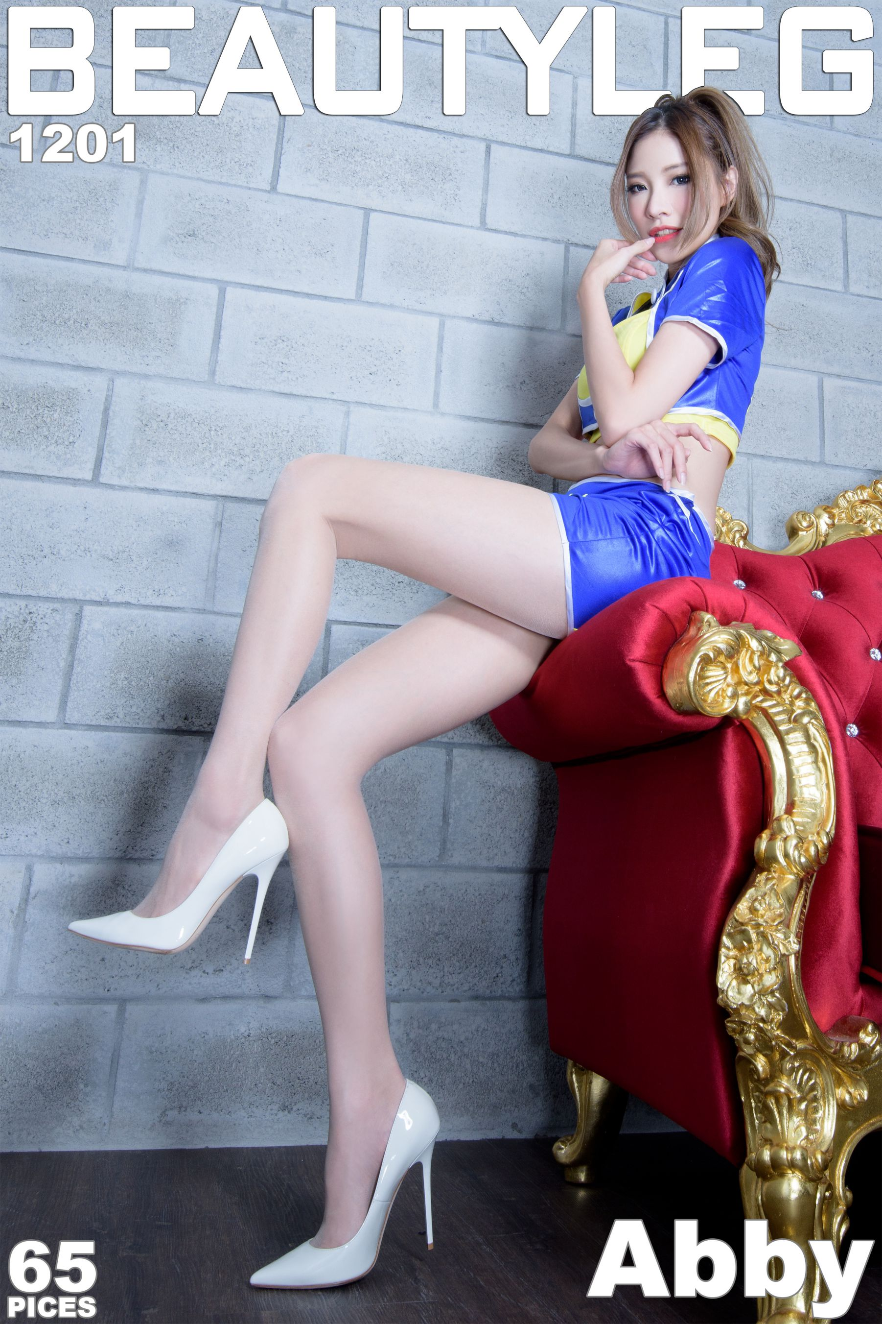 VOL.10 [Beautyleg]美腿:陈玉雪(腿模Abby)高品质写真套图(55P)
