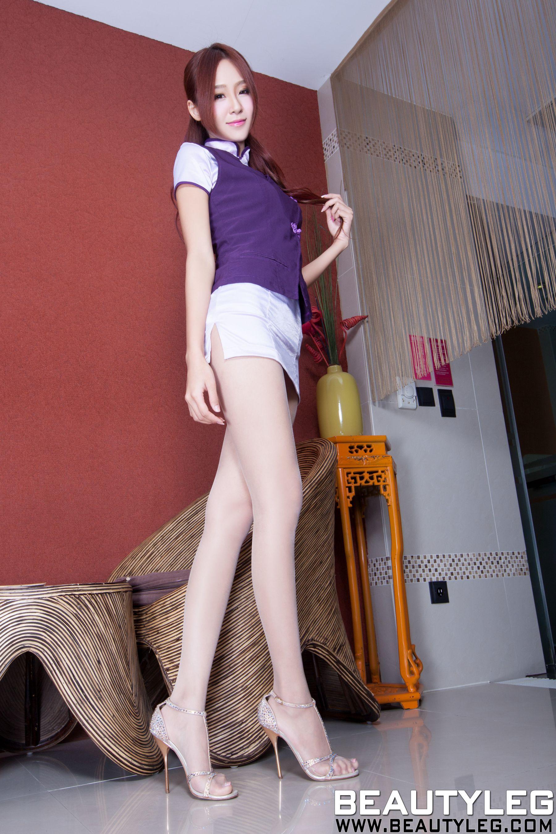 VOL.286 [Beautyleg]高跟美腿:Winnie小雪(庄咏惠,庄温妮,腿模Winnie)高品质写真套图(57P)