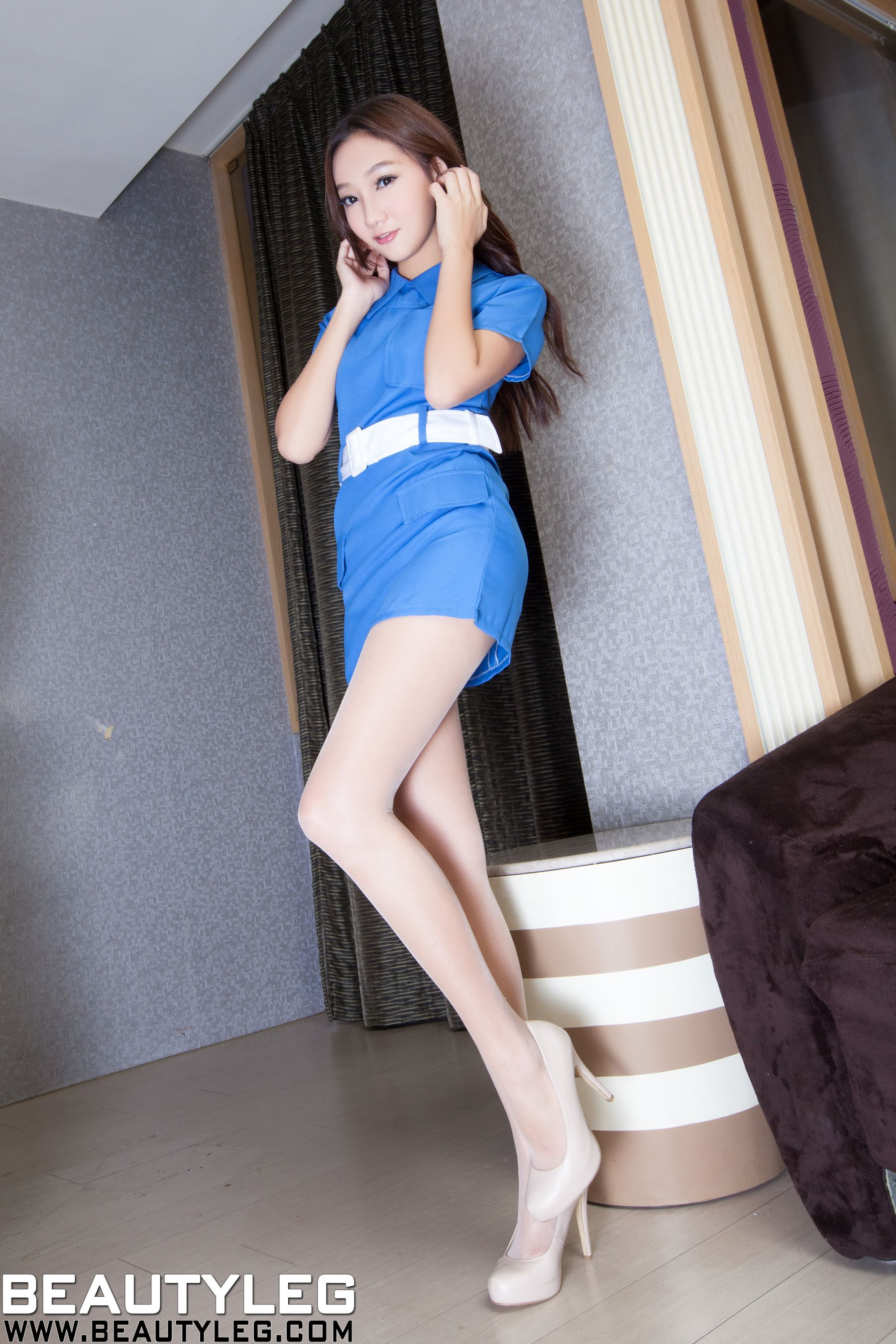VOL.585 [Beautyleg]美腿:陈思婷(腿模Tina,李霜)高品质写真套图(67P)