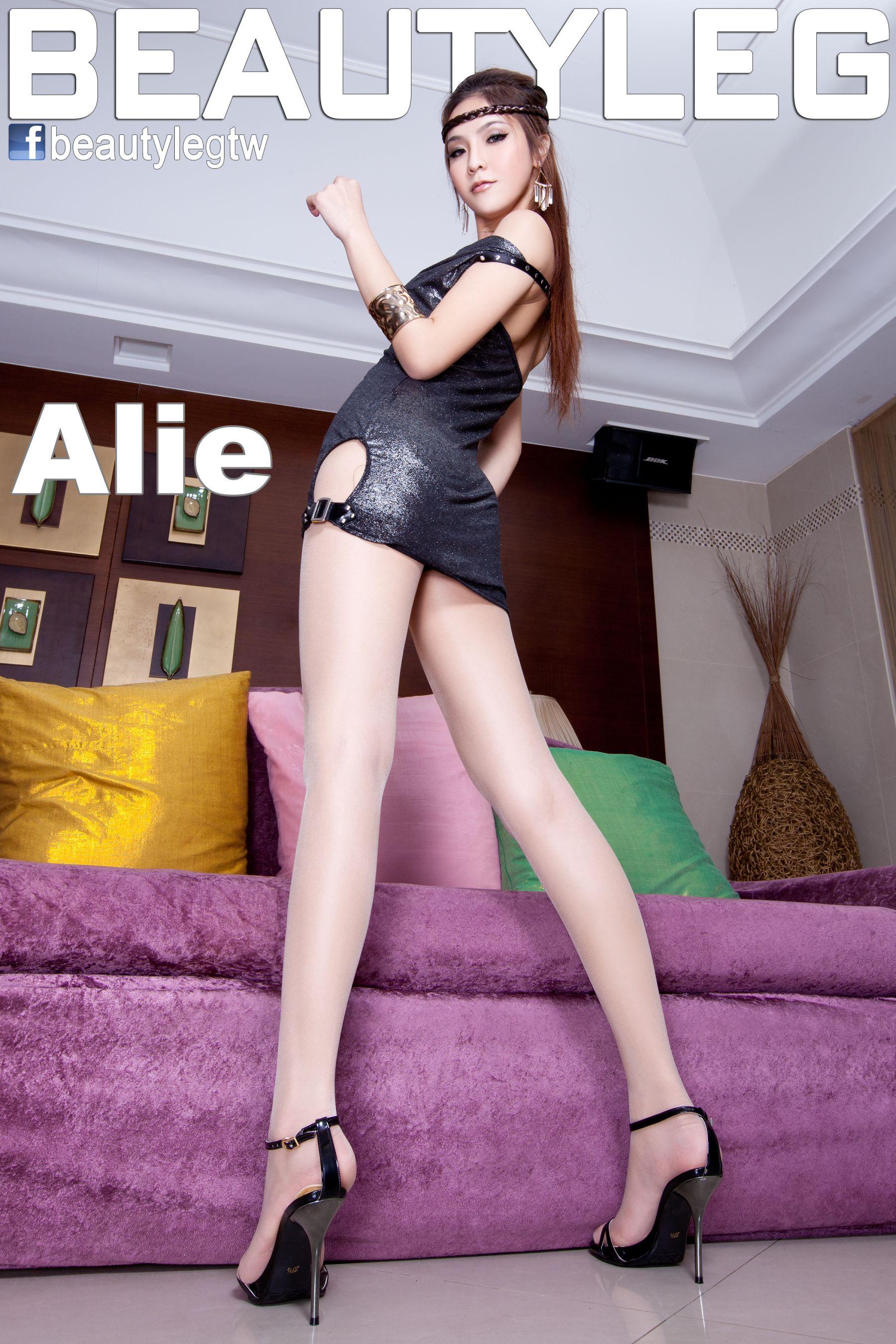 VOL.1475 [Beautyleg]美腿:腿模Alie高品质写真套图(80P)