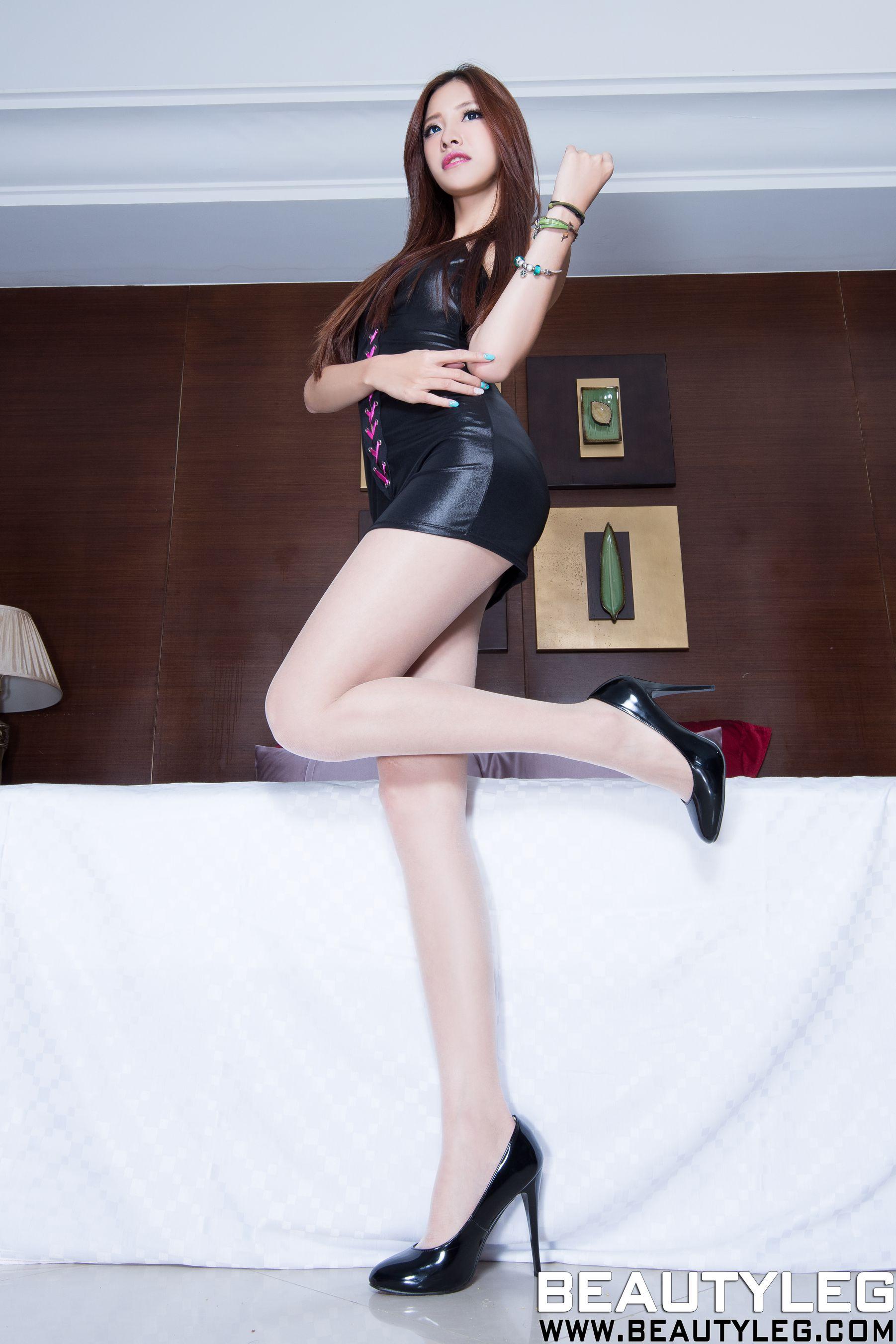 VOL.1652 [Beautyleg]美腿:陈玉雪(腿模Abby)高品质写真套图(69P)