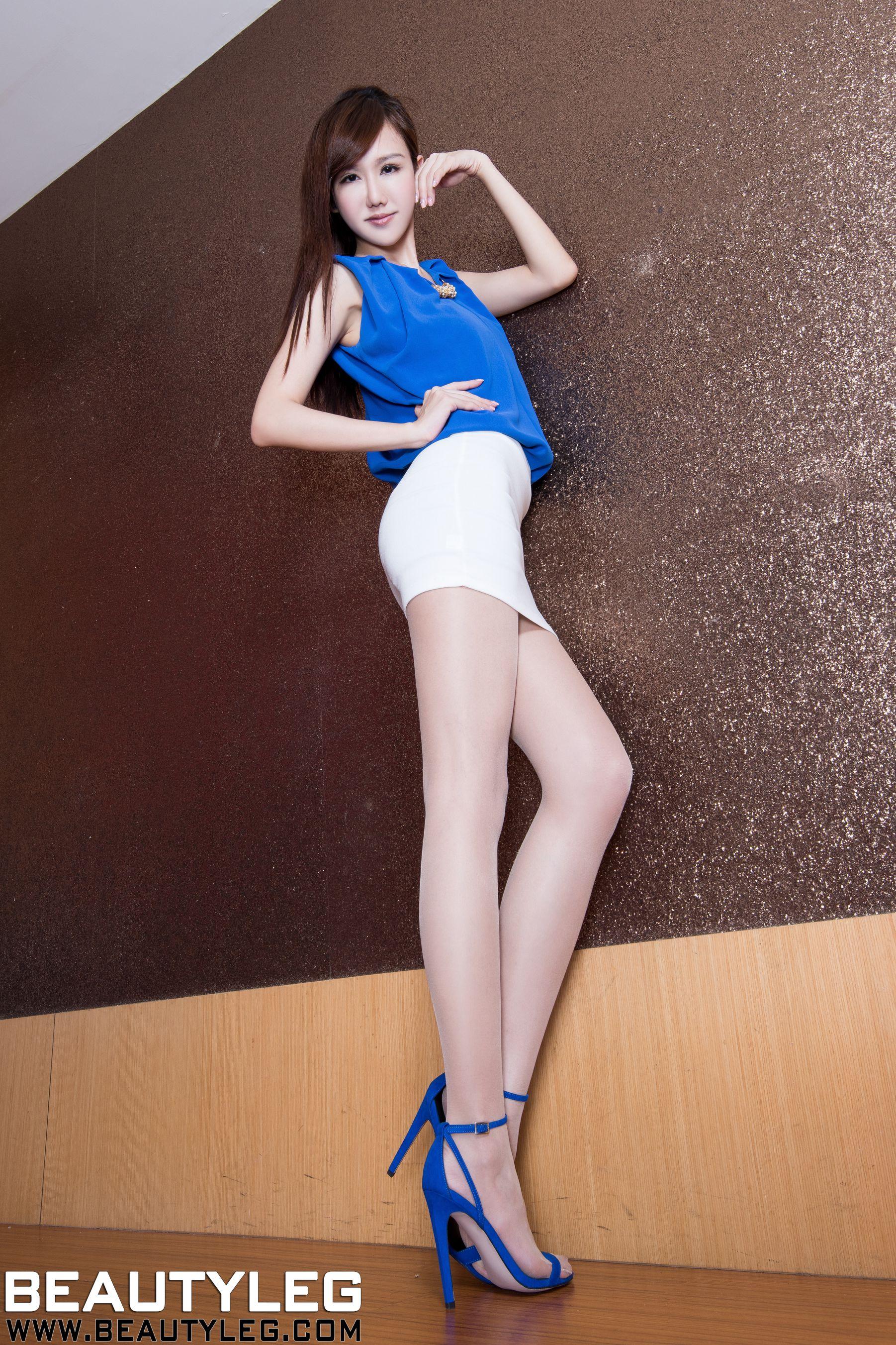 VOL.997 [Beautyleg]高跟美腿:林瑞瑜(Beautyleg Sara,腿模Sara)高品质写真套图(52P)