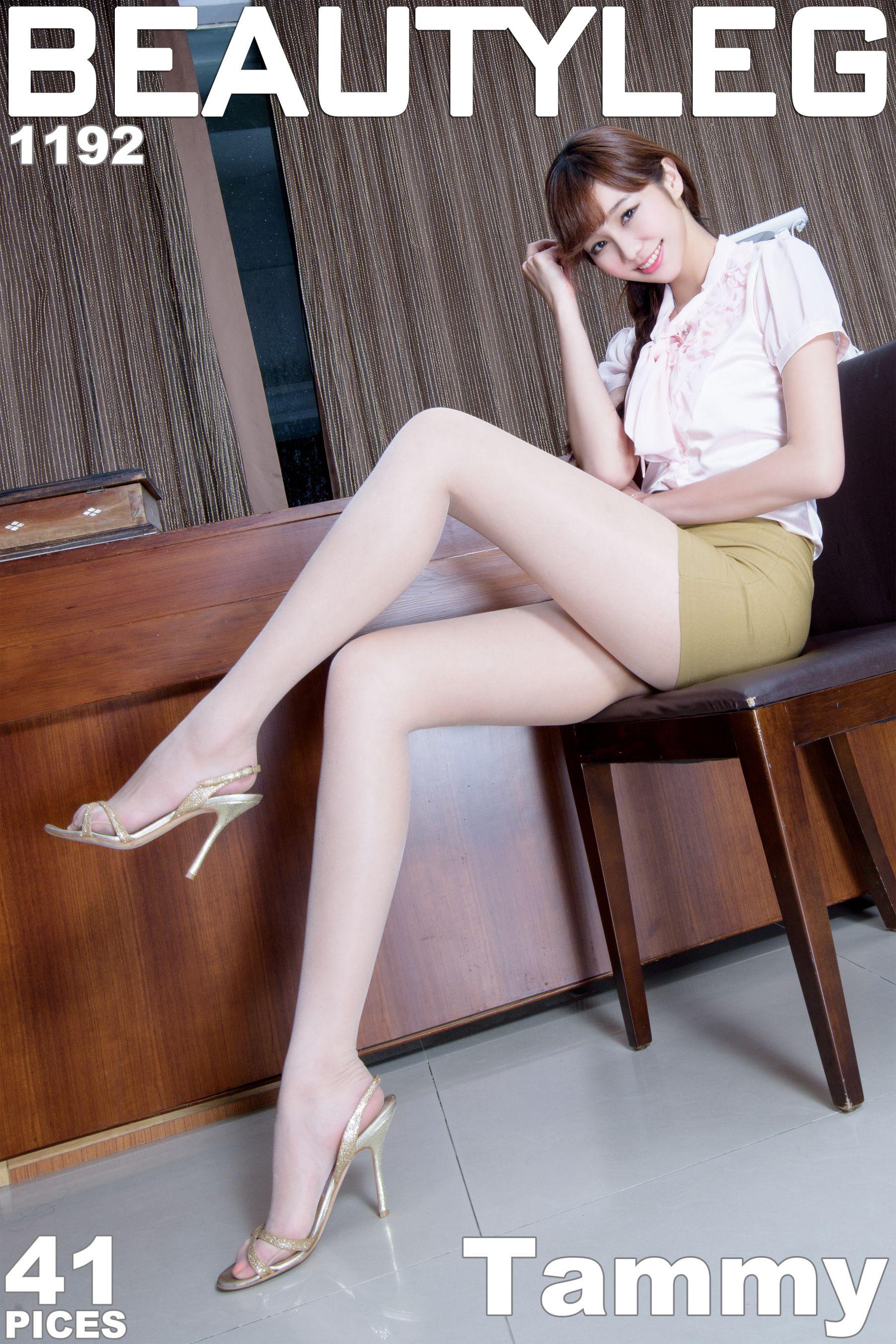 VOL.238 [Beautyleg]美腿:陈蕴予(腿模Tammy,小予儿)高品质写真套图(36P)