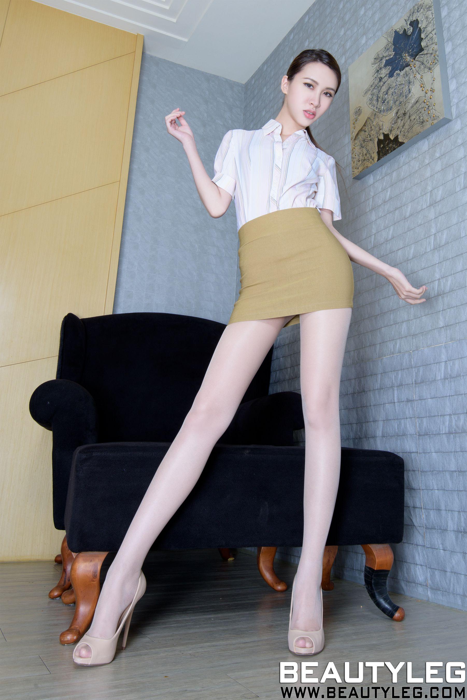 VOL.1399 [Beautyleg]美腿:崔多朵(崔德蓉,腿模Stephy)高品质写真套图(41P)