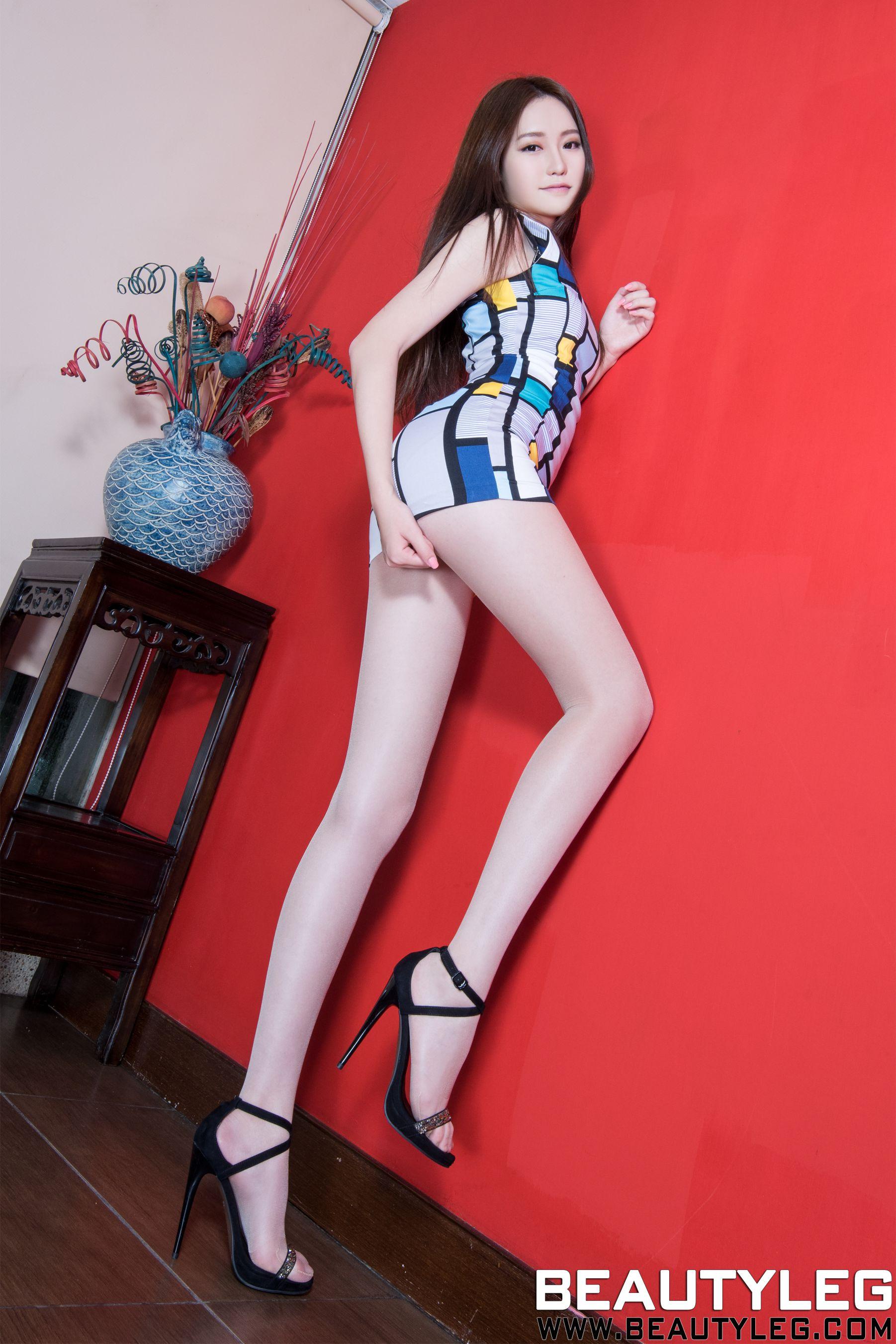 VOL.748 [Beautyleg]美腿:张采宁(腿模Ning)高品质写真套图(39P)