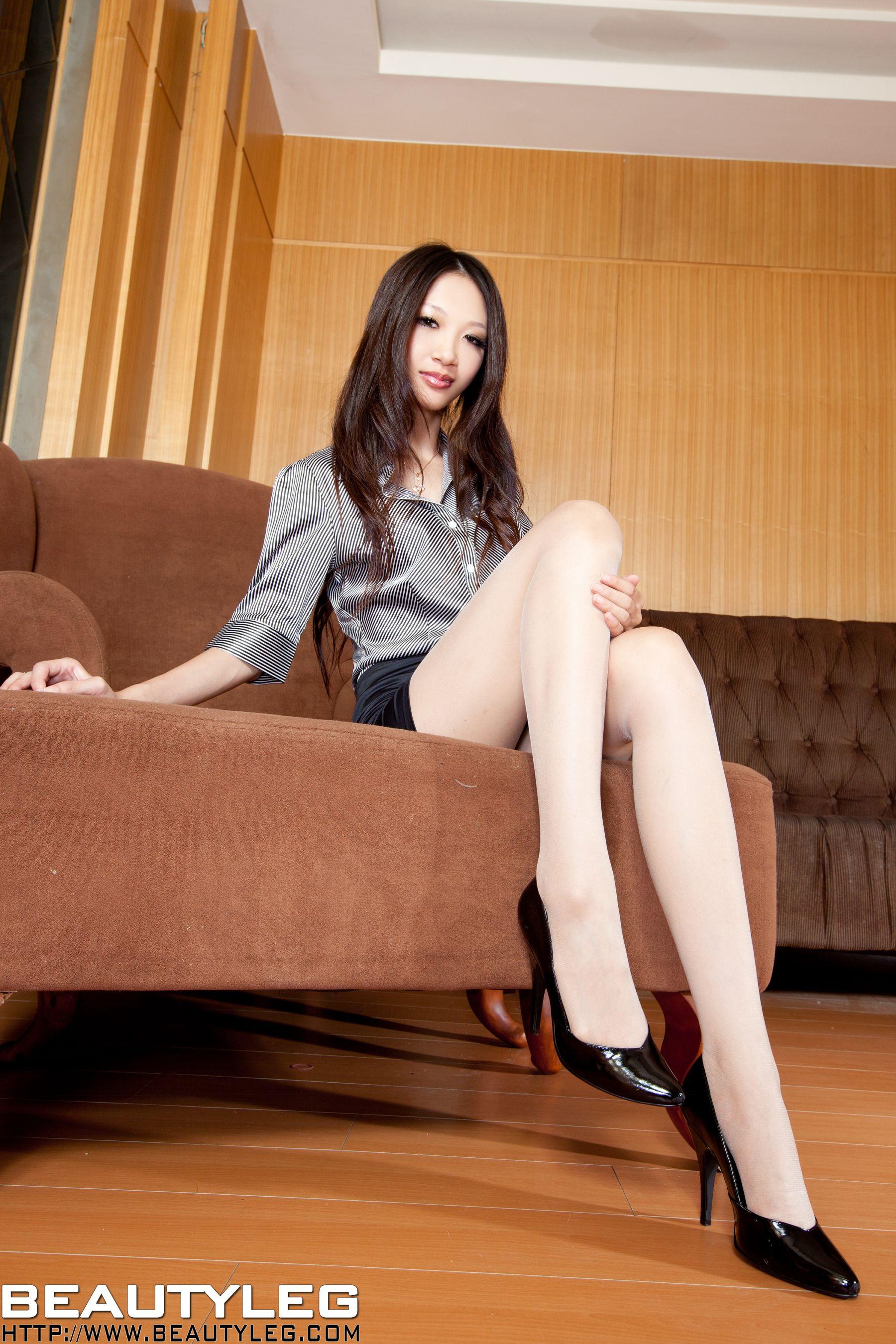 VOL.332 [Beautyleg]美腿:沐雨柔(腿模Susan)高品质写真套图(38P)