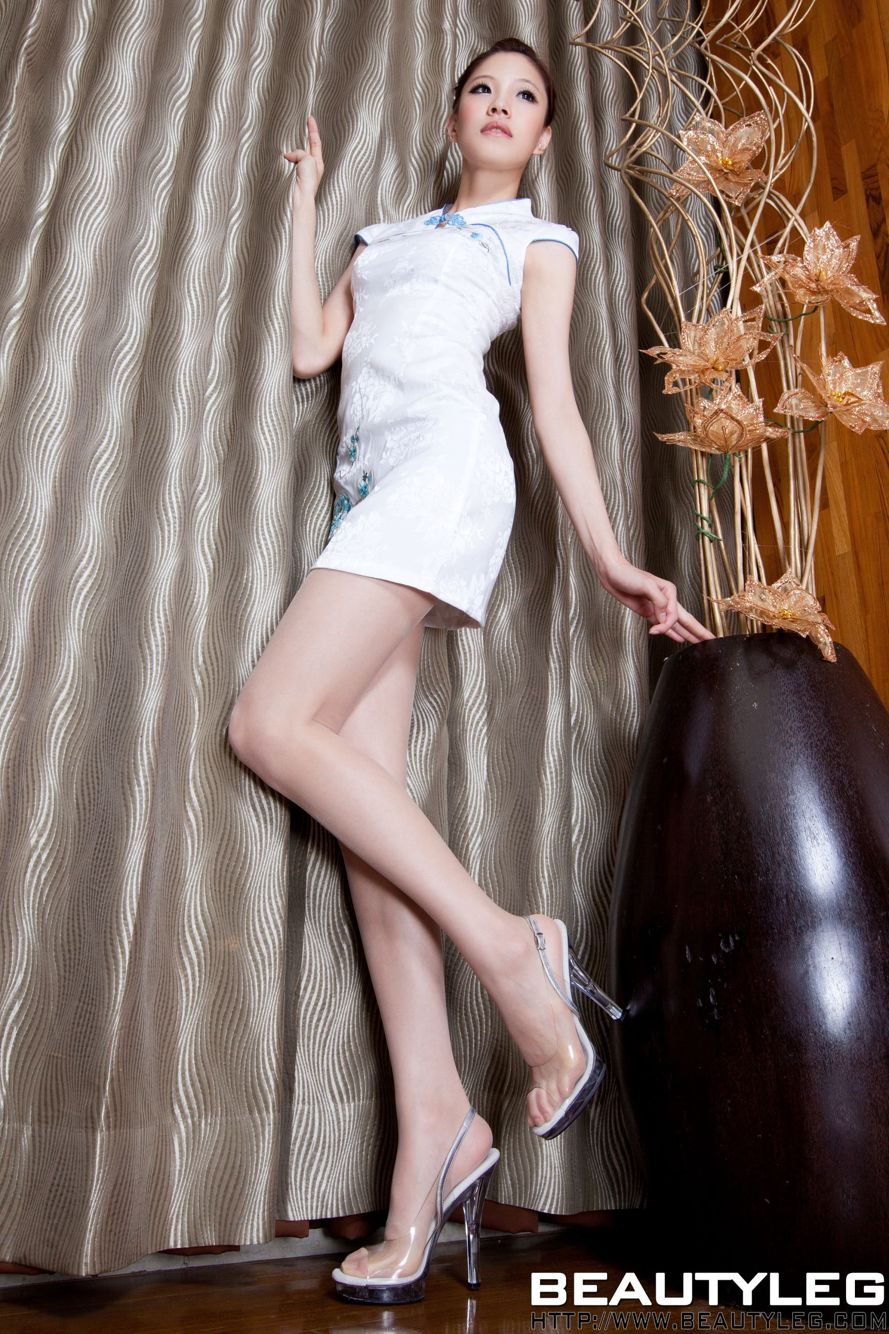 VOL.1051 [Beautyleg]美腿:陈玉雪(腿模Abby)高品质写真套图(73P)