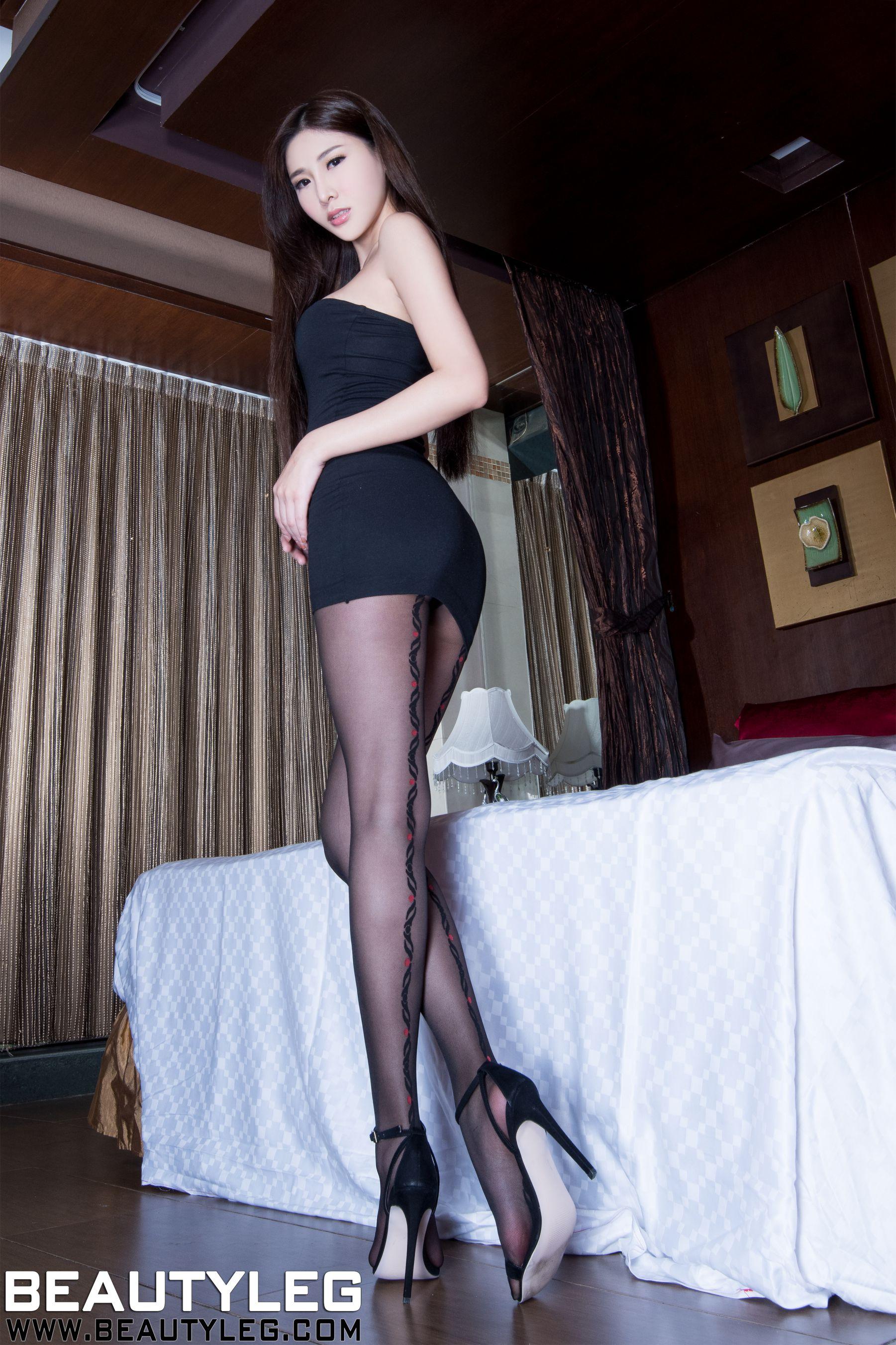 VOL.1781 [Beautyleg]高跟美腿:李小星(Beautyleg腿模Xin)高品质写真套图(49P)