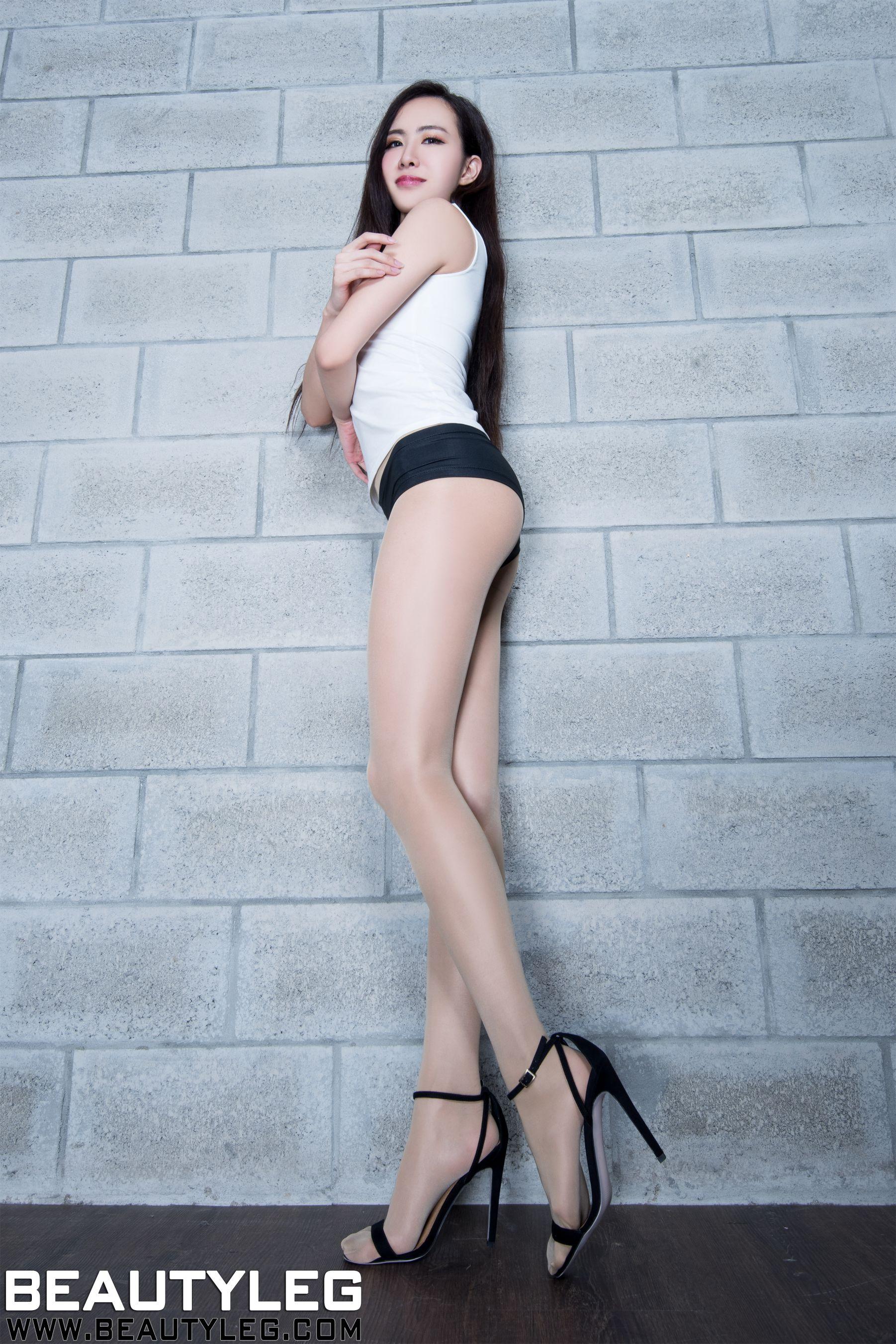 VOL.1859 [Beautyleg]美腿:曾妍希(腿模Dora)高品质写真套图(52P)