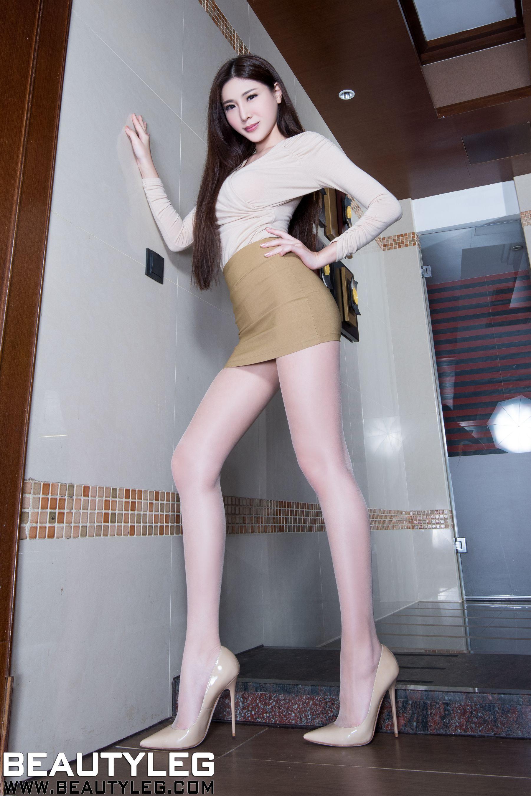 VOL.482 [Beautyleg]美腿:李小星(Beautyleg腿模Xin)高品质写真套图(33P)