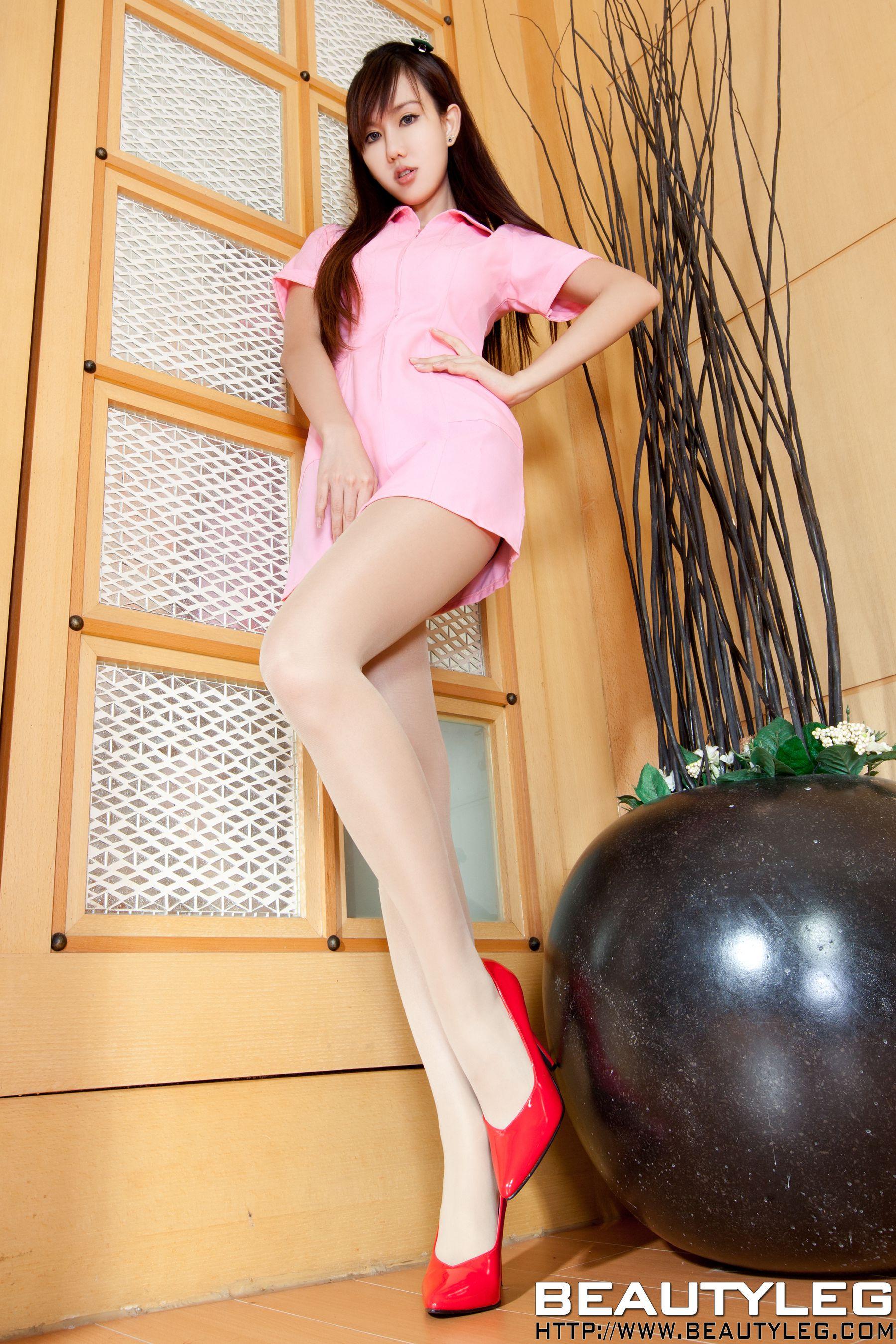VOL.771 [Beautyleg]美腿:林瑞瑜(Beautyleg Sara,腿模Sara)高品质写真套图(46P)
