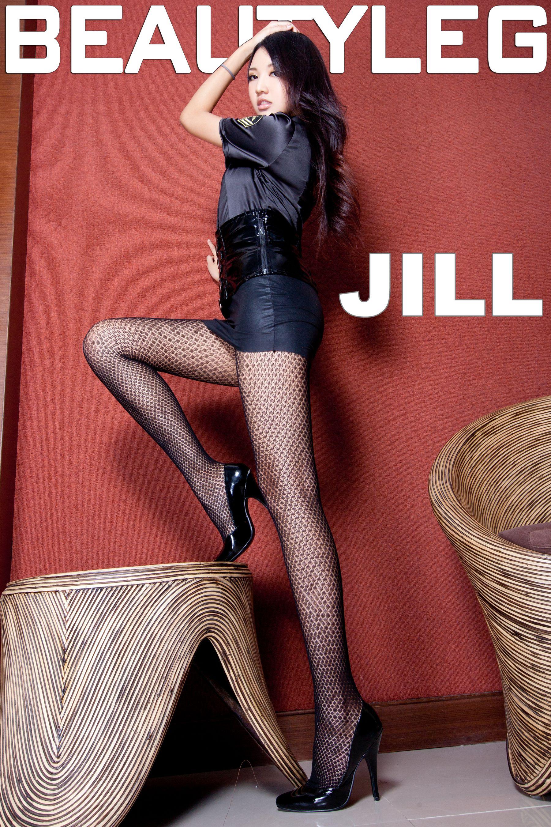 VOL.1056 [Beautyleg]制服丝袜美腿:陈玮廷(Beautyleg腿模Jill)高品质写真套图(57P)