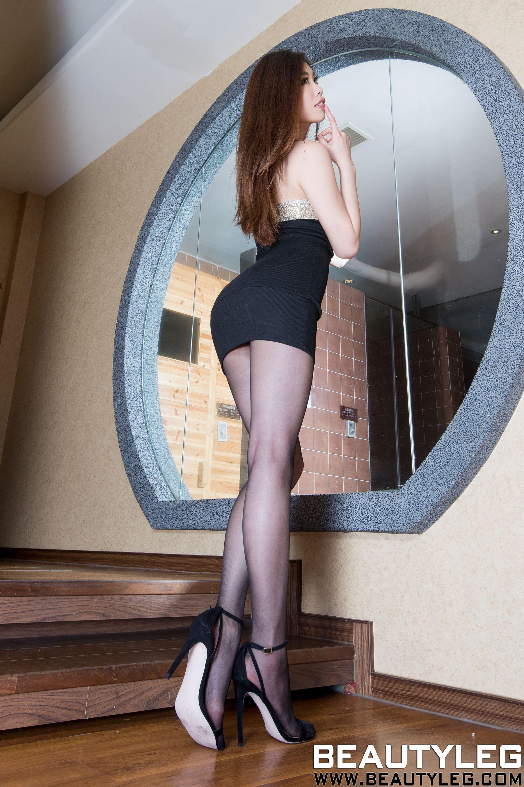 VOL.43 [Beautyleg]美腿高跟凉鞋:腿模Zoey(Zoey)高品质写真套图(39P)