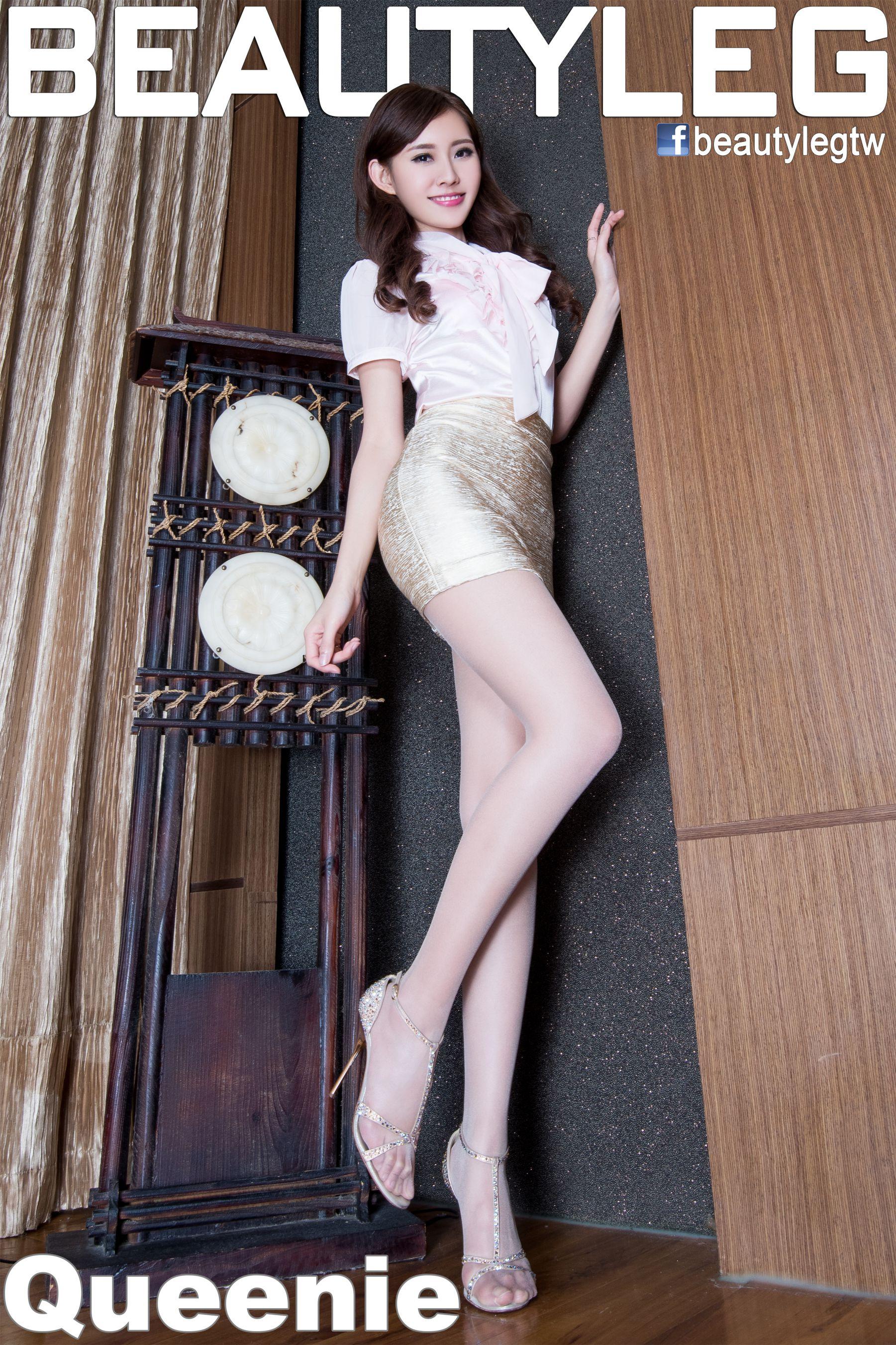 VOL.509 [Beautyleg]美腿:郭珉妏(腿模Queenie)高品质写真套图(45P)