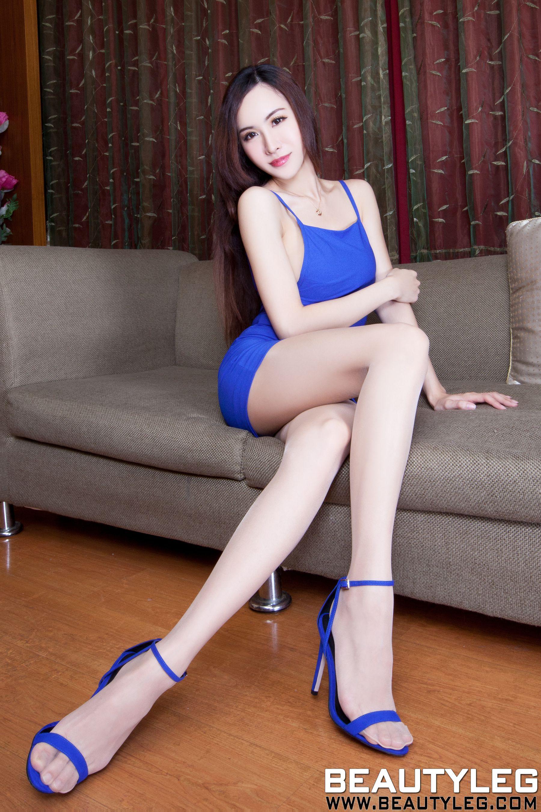 VOL.57 [Beautyleg]美腿:曾妍希(腿模Dora)高品质写真套图(53P)