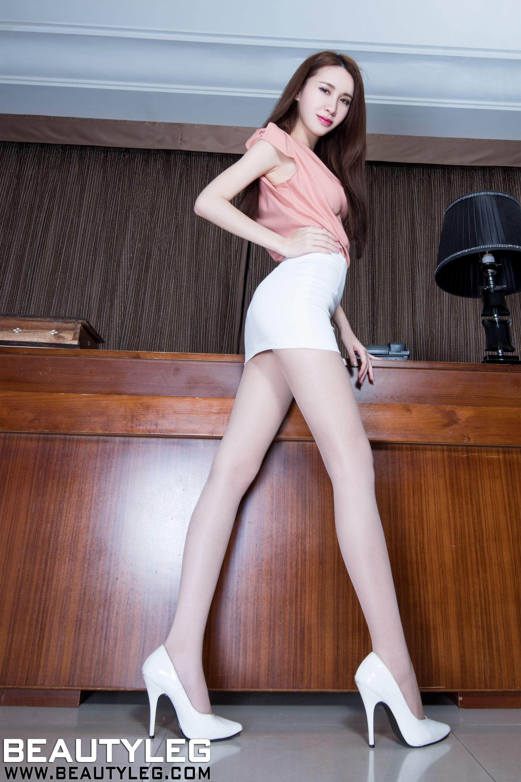VOL.882 [Beautyleg]高跟美腿:崔多朵(崔德蓉,腿模Stephy)高品质写真套图(53P)