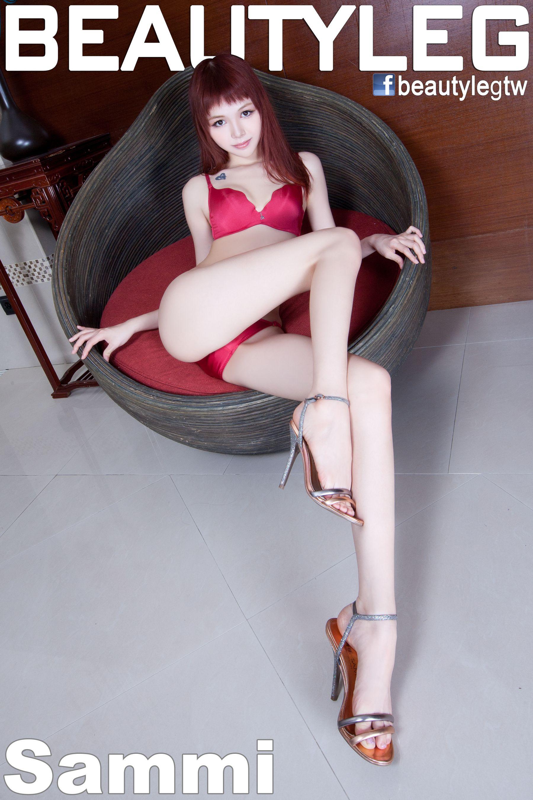 VOL.647 [Beautyleg]美腿:腿模Sammi高品质写真套图(65P)