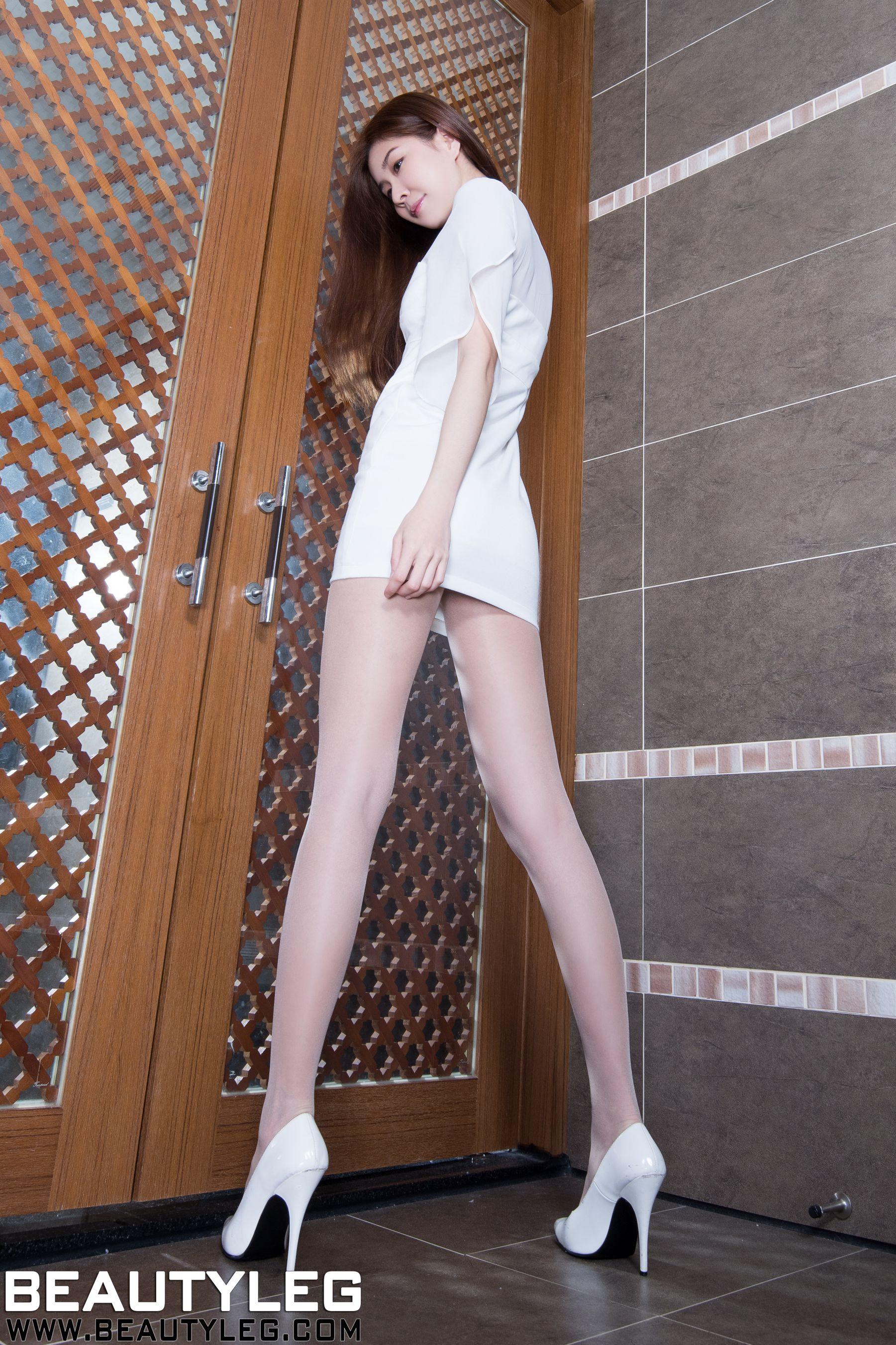 VOL.1701 [Beautyleg]美腿:腿模Sarah高品质写真套图(41P)