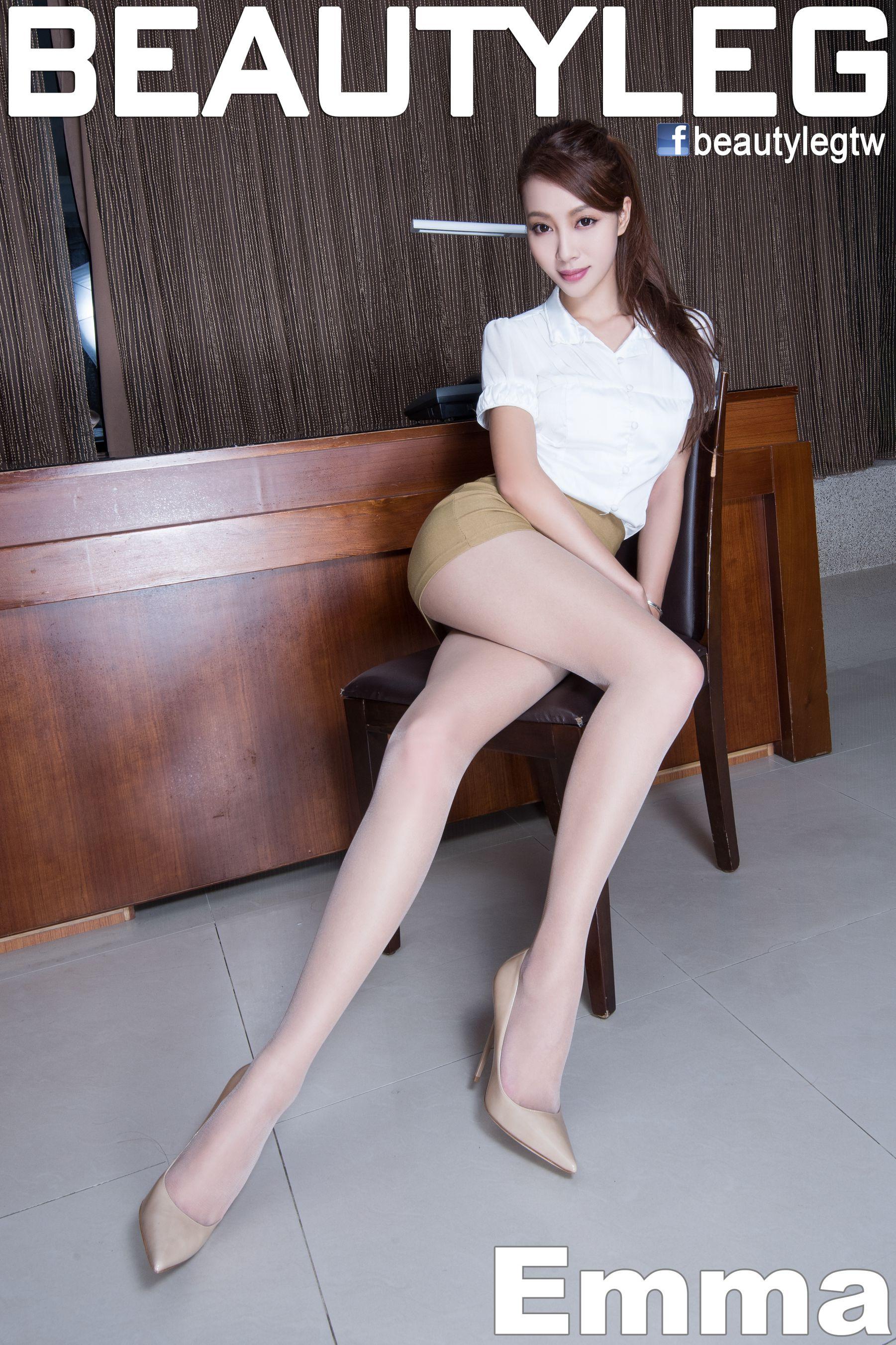 VOL.449 [Beautyleg]高跟美腿:江雨恩(腿模Emma,Emma玛儿)高品质写真套图(59P)
