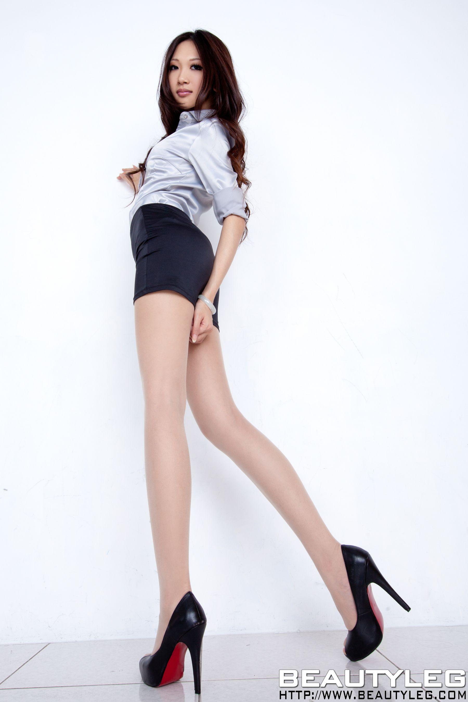 VOL.432 [Beautyleg]美腿:沐雨柔(腿模Susan)高品质写真套图(45P)