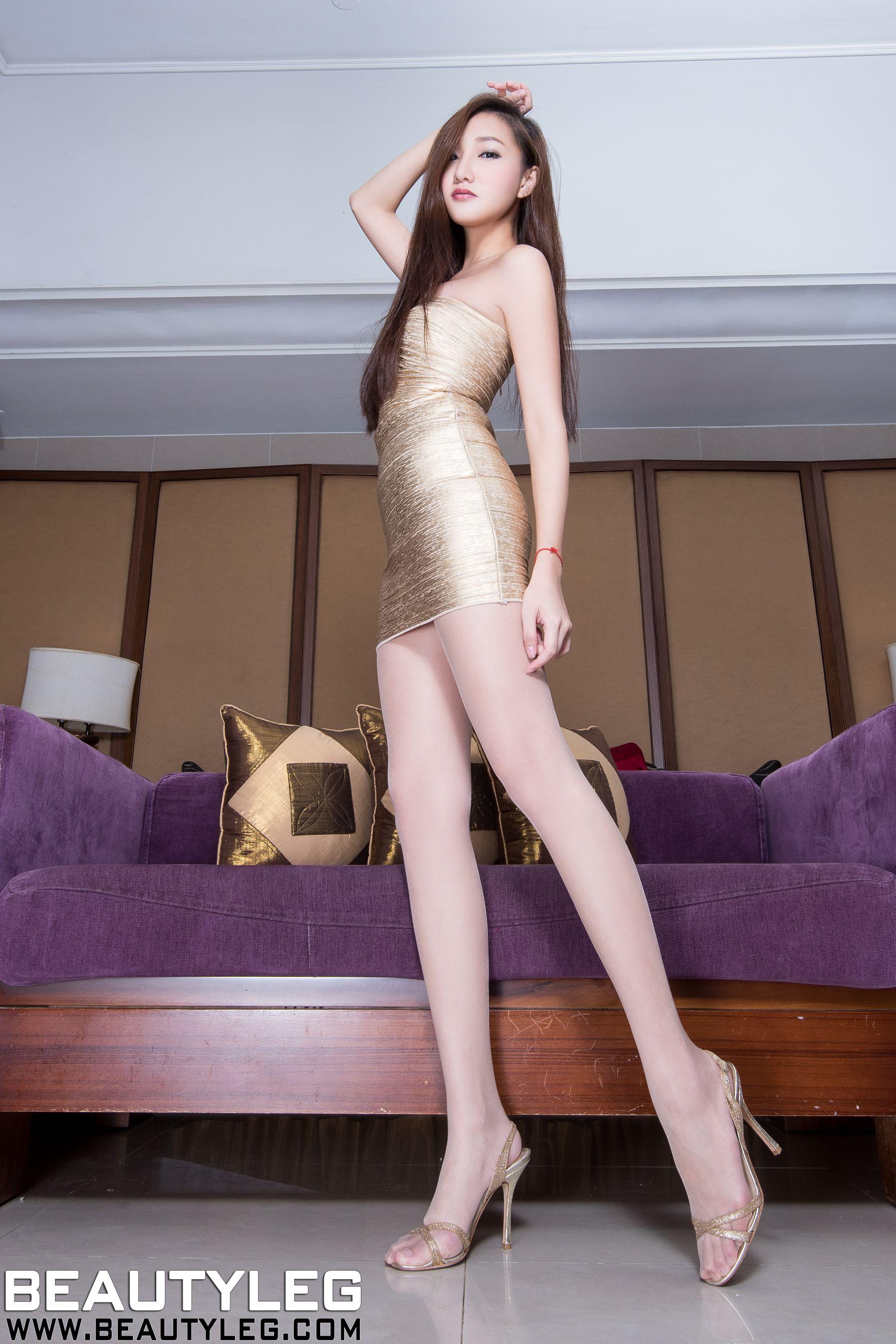 VOL.368 [Beautyleg]美腿:陈思婷(腿模Tina,李霜)高品质写真套图(65P)